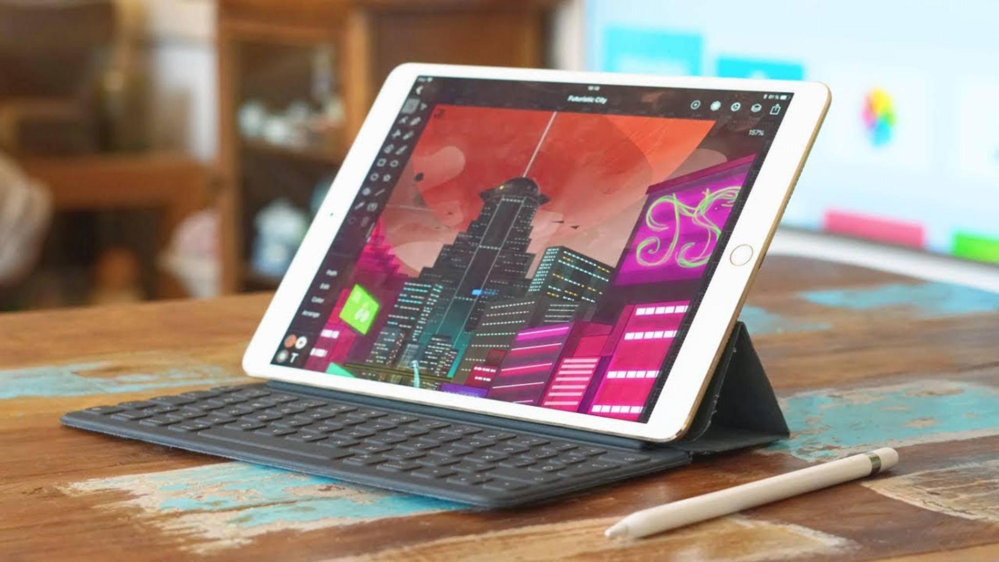 Wird man das iPad schon bald als externen Monitor für den Mac nutzen können?