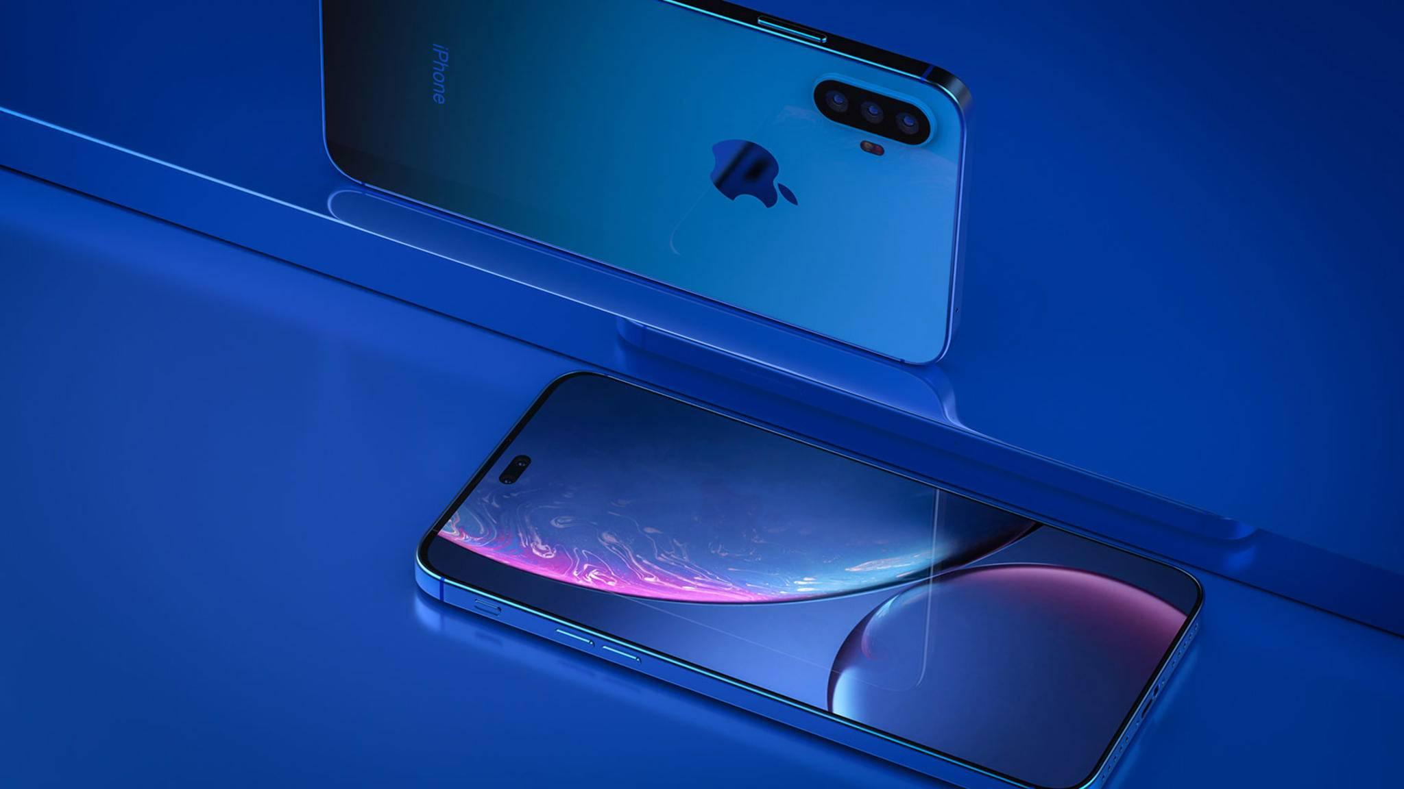 Das iPhone 2019 dürfte wieder im September vorgestellt werden.