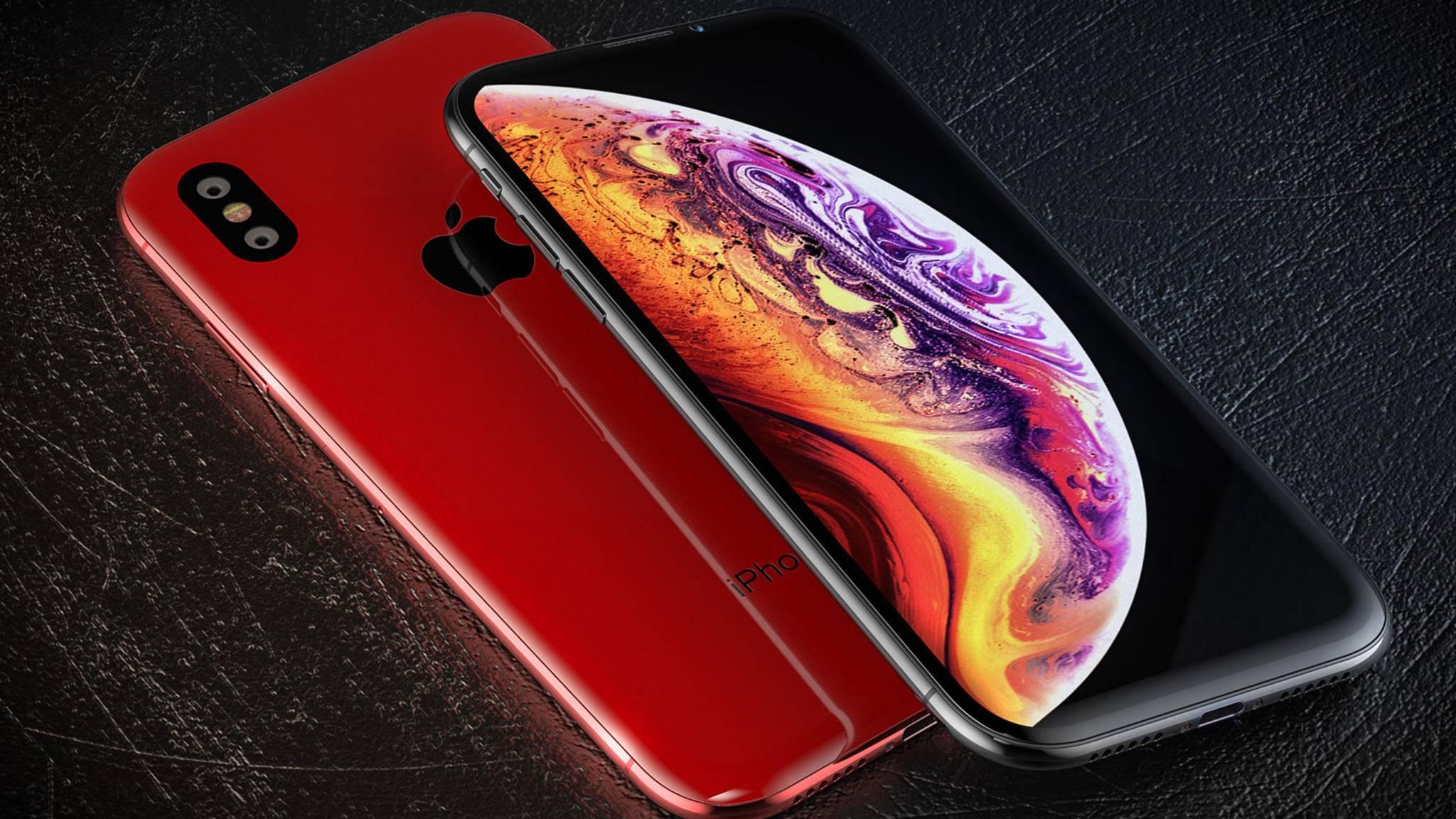 Das iPhone 2019 soll andere Qi-kompatible Geräte kabellos mit Energie versorgen können.