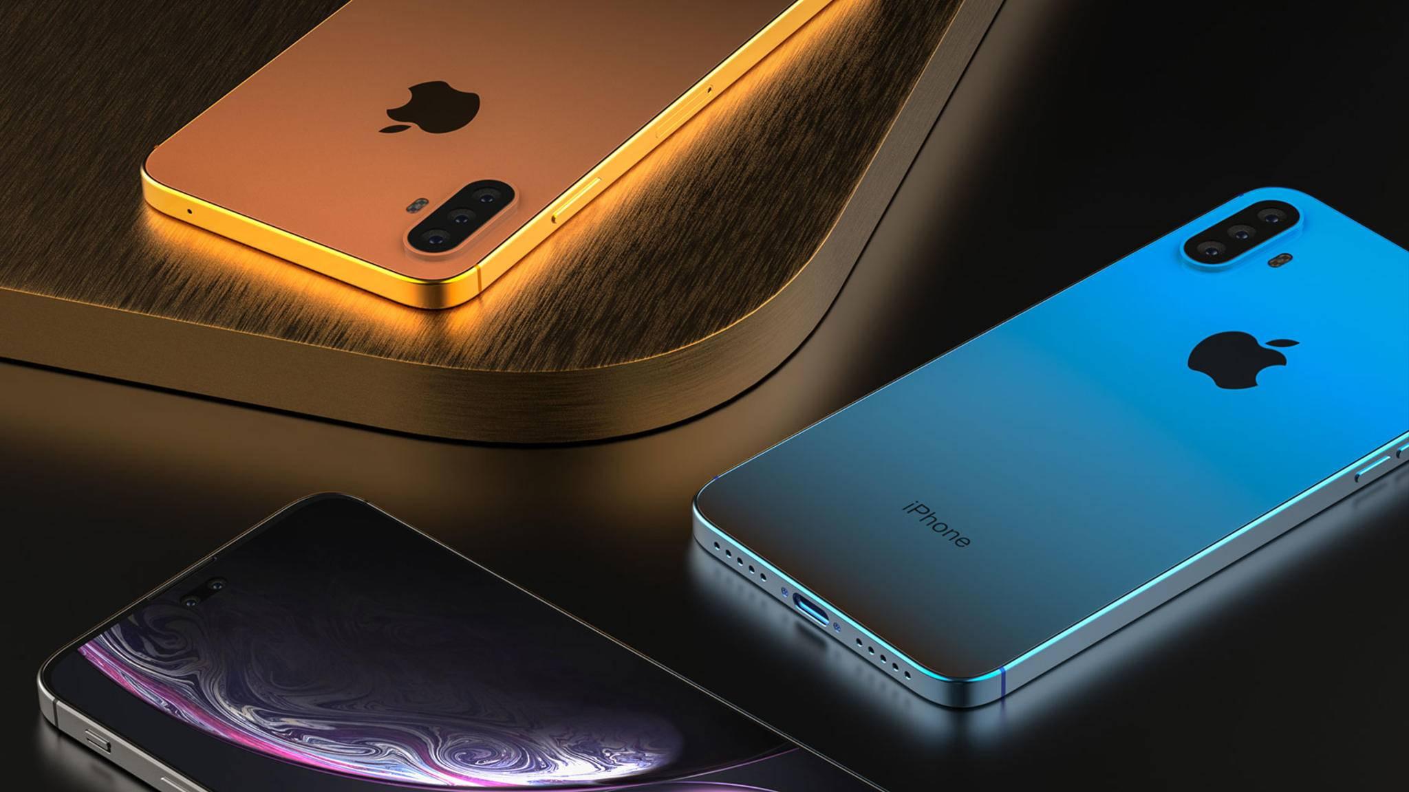 Wie viele iPhones werden 2019 wohl eine Triple-Kamera auf der Rückseite haben?