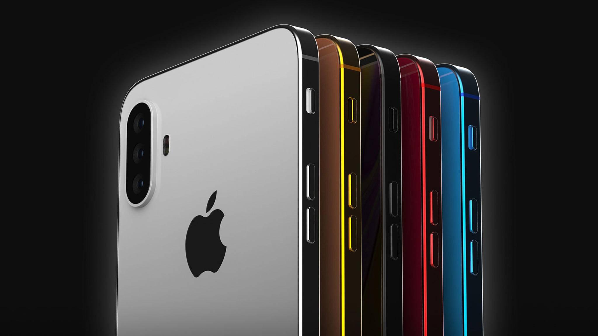 Ein neues Material soll die Antennenleistung des iPhone 2019 verbessern.
