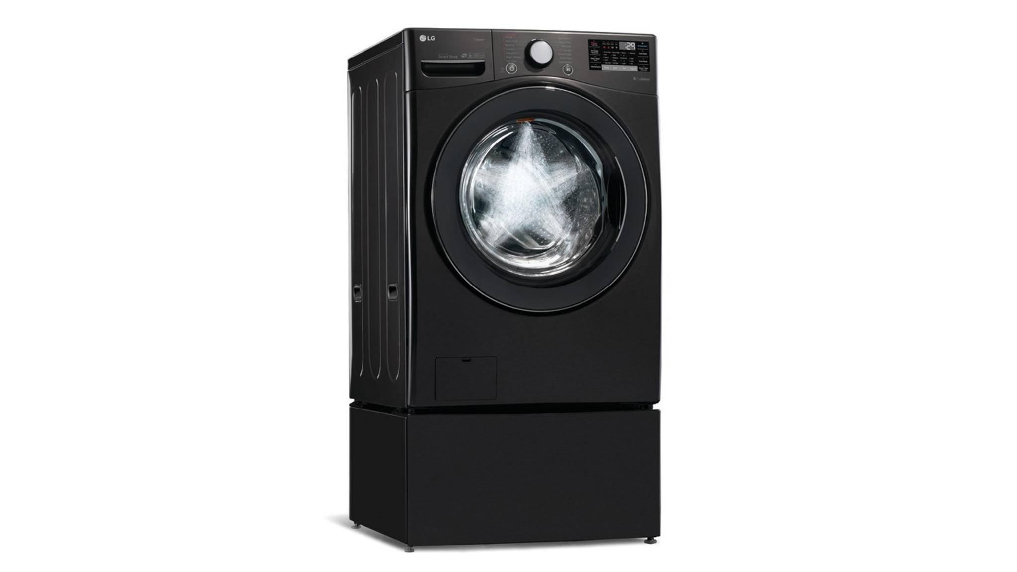 Turbogang: LGs neue Waschmaschinen reinigen Wäsche in unter 30 Minuten