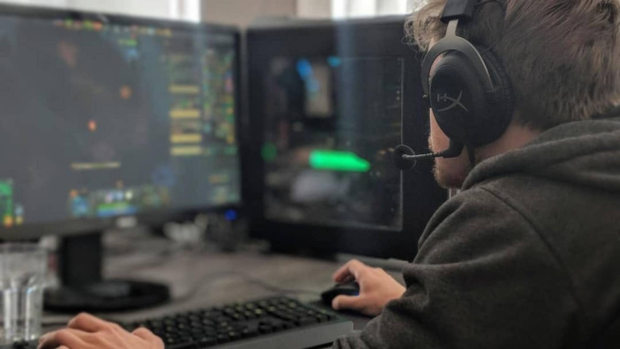 """""""Dota 2"""": Die eSports-Pros von OG hatten keine Chance gegen die KI."""