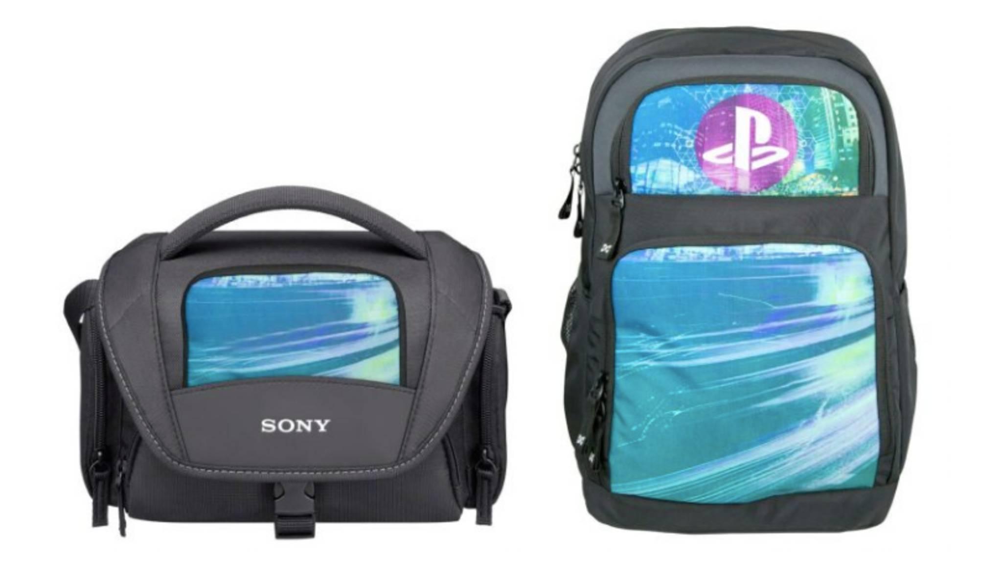 Sony könnte die ganze Welt des Entertainments auf Deinen Rucksack bringen.
