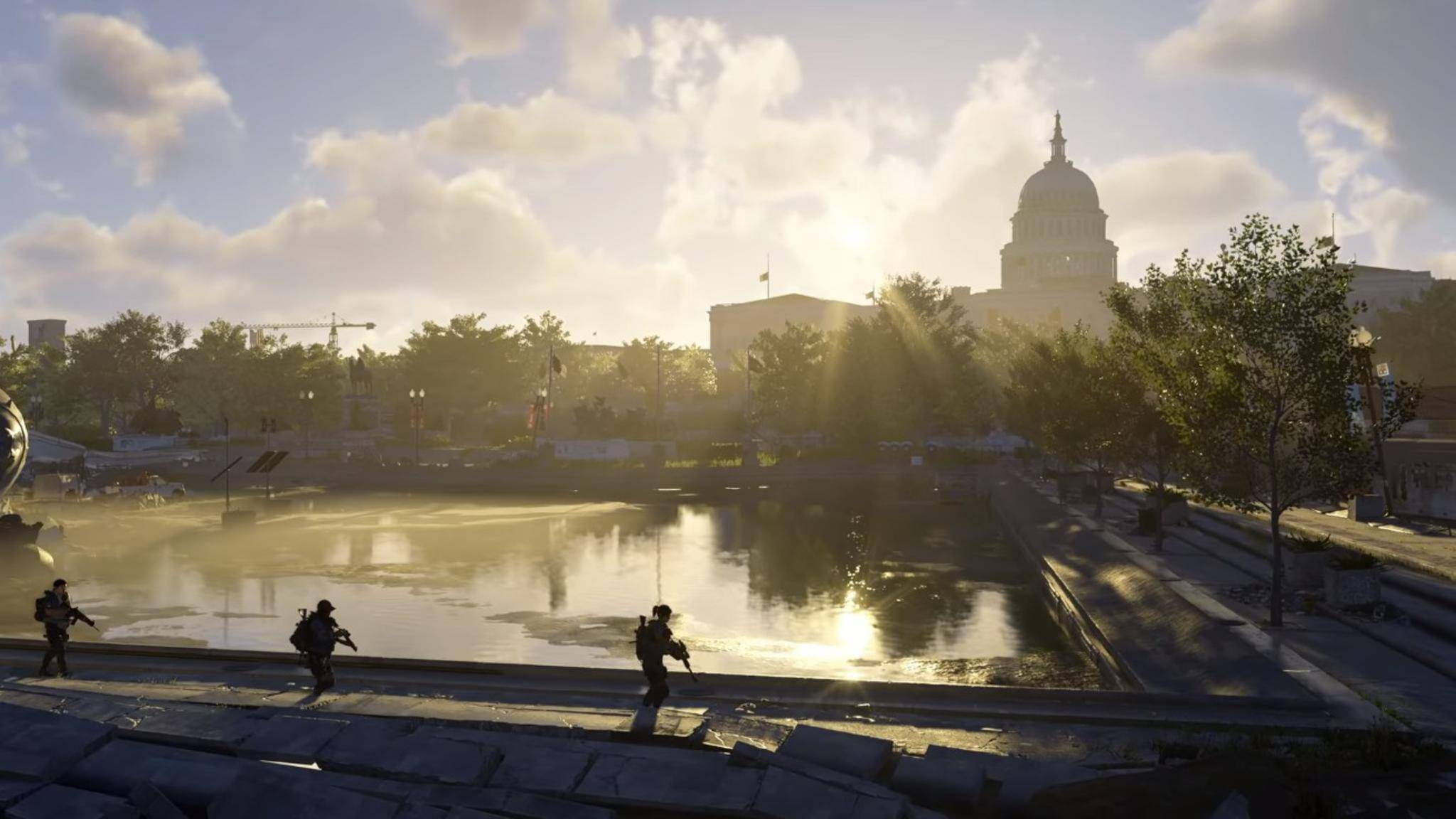 """The Division 2"": So levelst Du Dich ins Endgame."