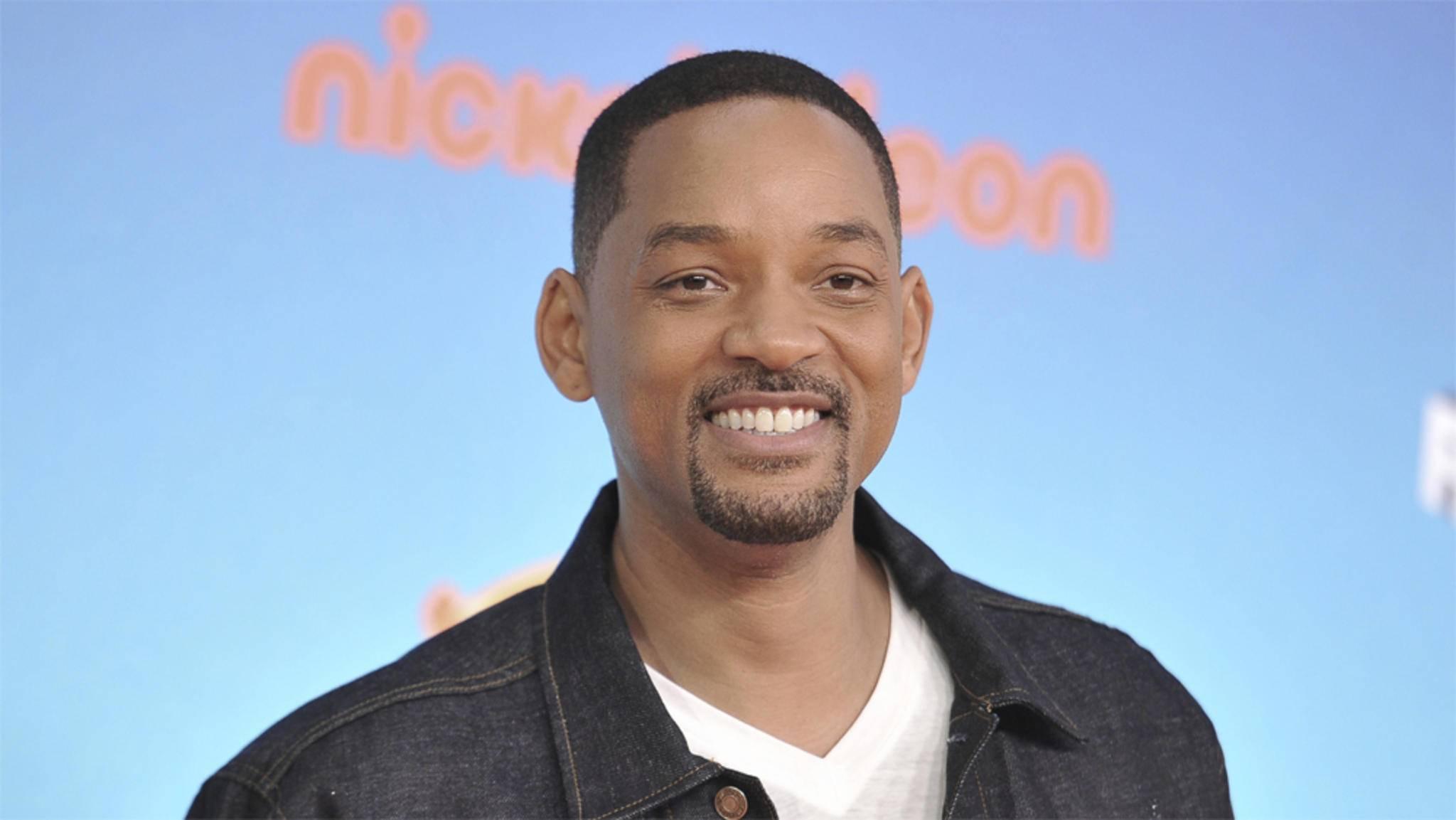 """Will Smith hat nichts gegen ein Remake von """"Der Prinz von Bel-Air"""" einzuwenden."""