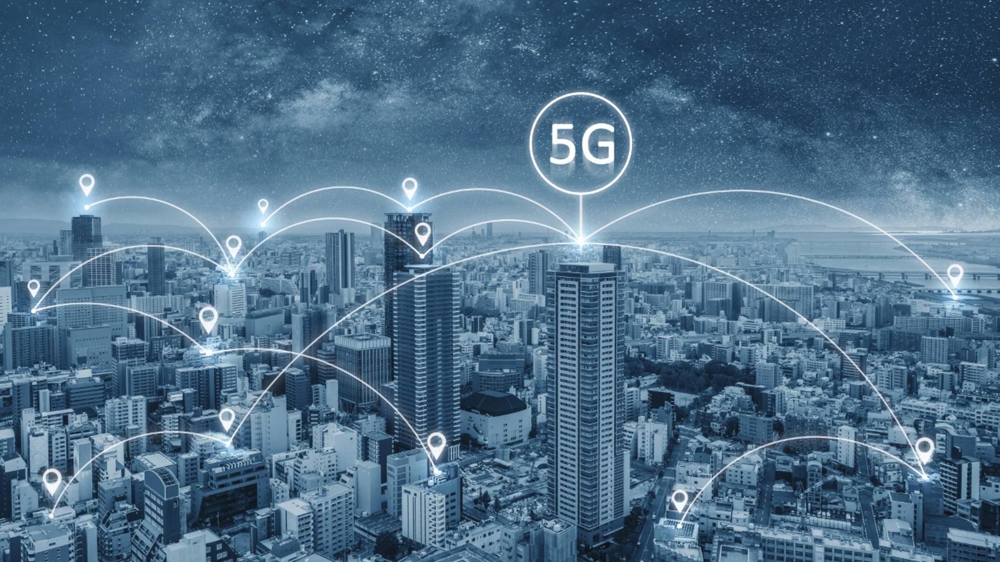 5G Mobilfunk Internet