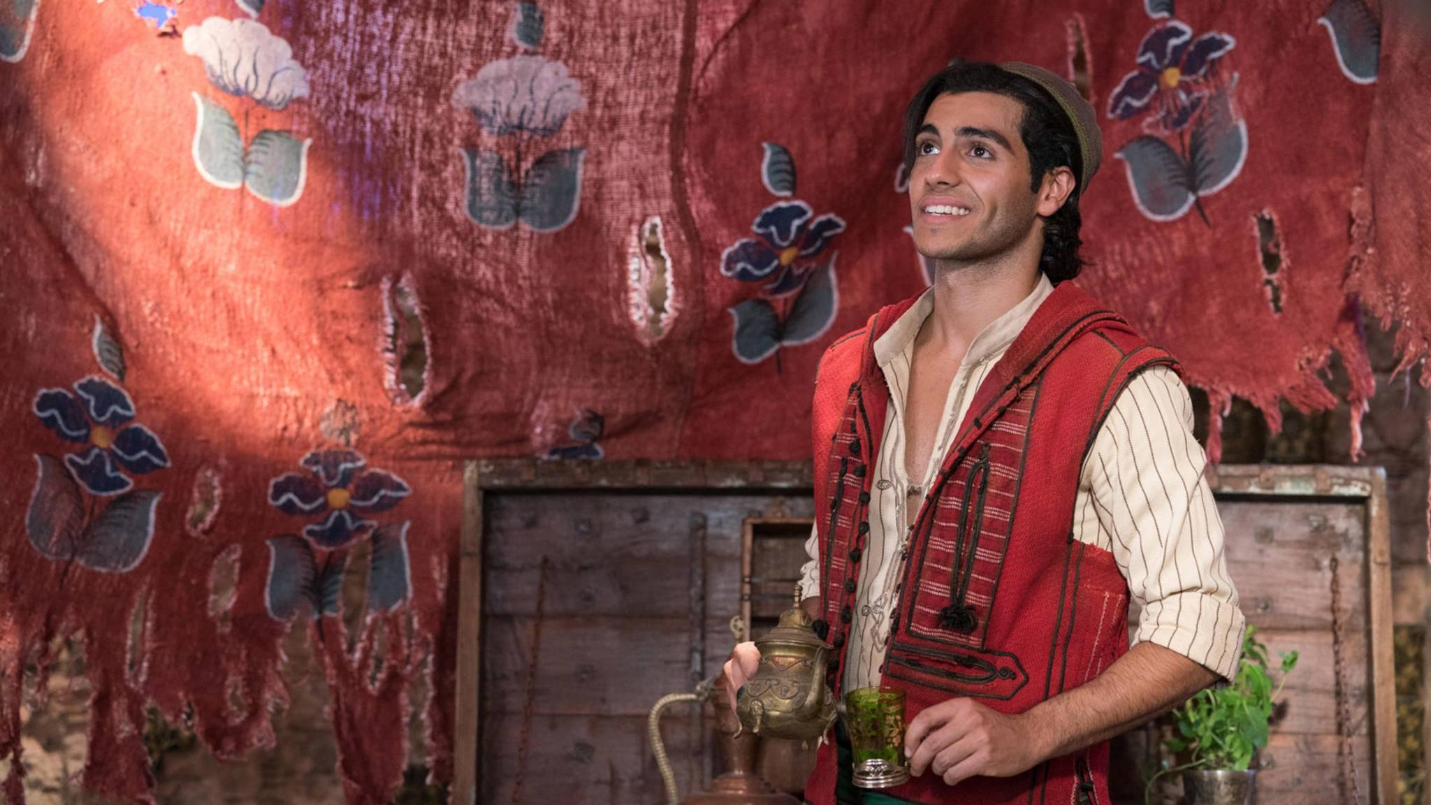 Gepriesen sei Disney: Aladdin kehrt ins Kino zurück – erneut gespielt von Mena Massoud?
