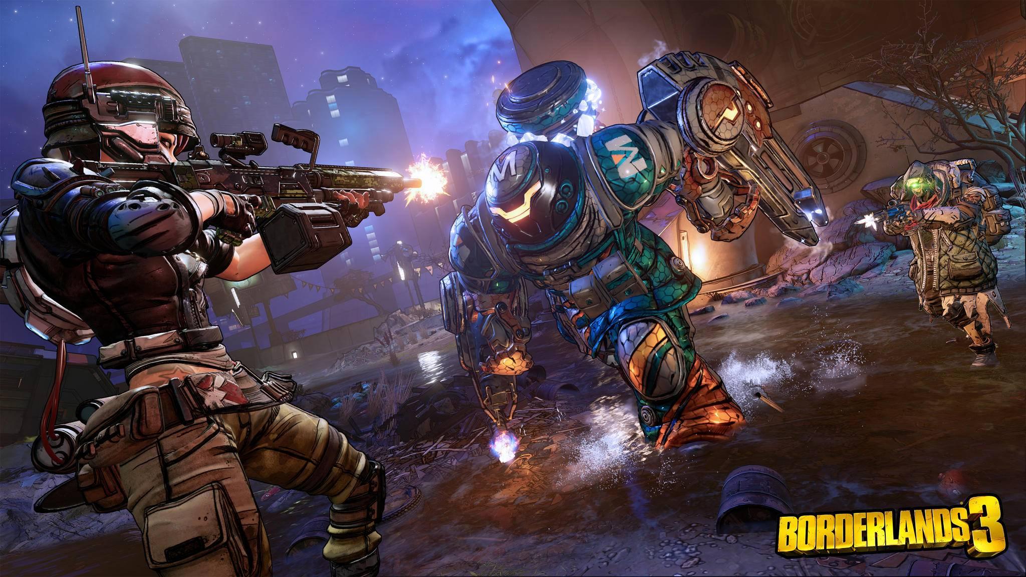"""Kommt ein neuer """"Borderlands 2""""-DLC als Einstimmung auf den dritten Teil?"""