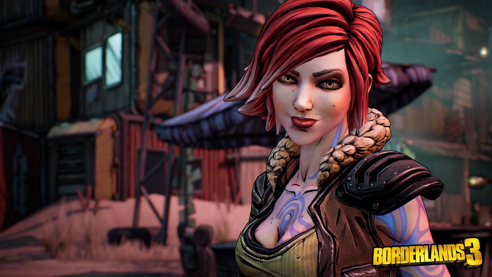"""Vor ihrem Auftritt in """"Borderlands 3"""" darf Lilith noch in einem eigenen DLC ran."""