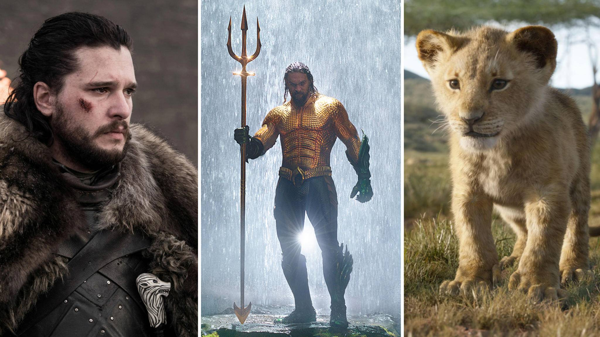 Das Jahr 2019 hält zahlreiche Highlights im Bereich Film, Heimkino und Serien bereit.