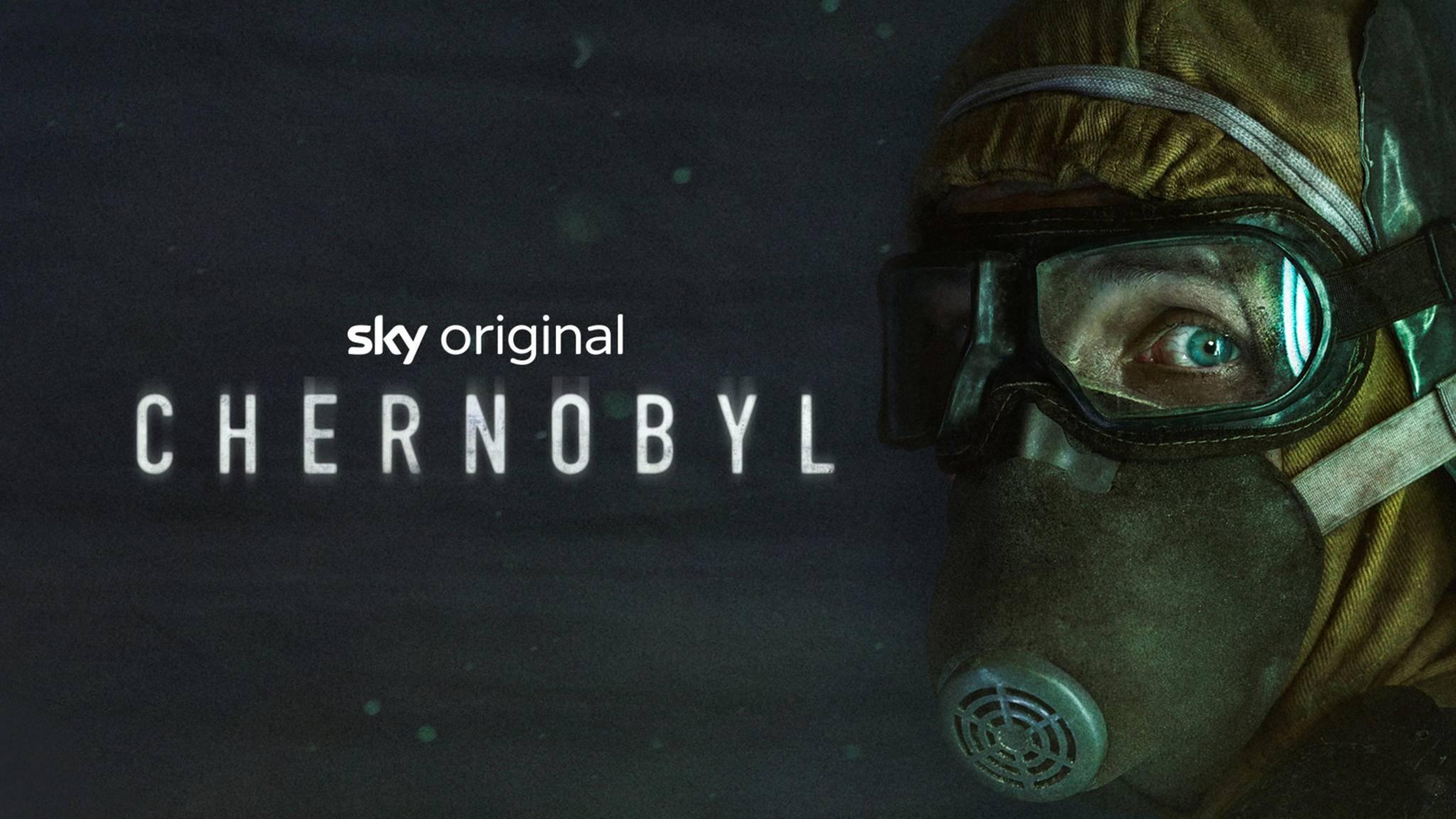 """""""Chernobyl"""" ist die Co-Produktion von HBO und Sky."""