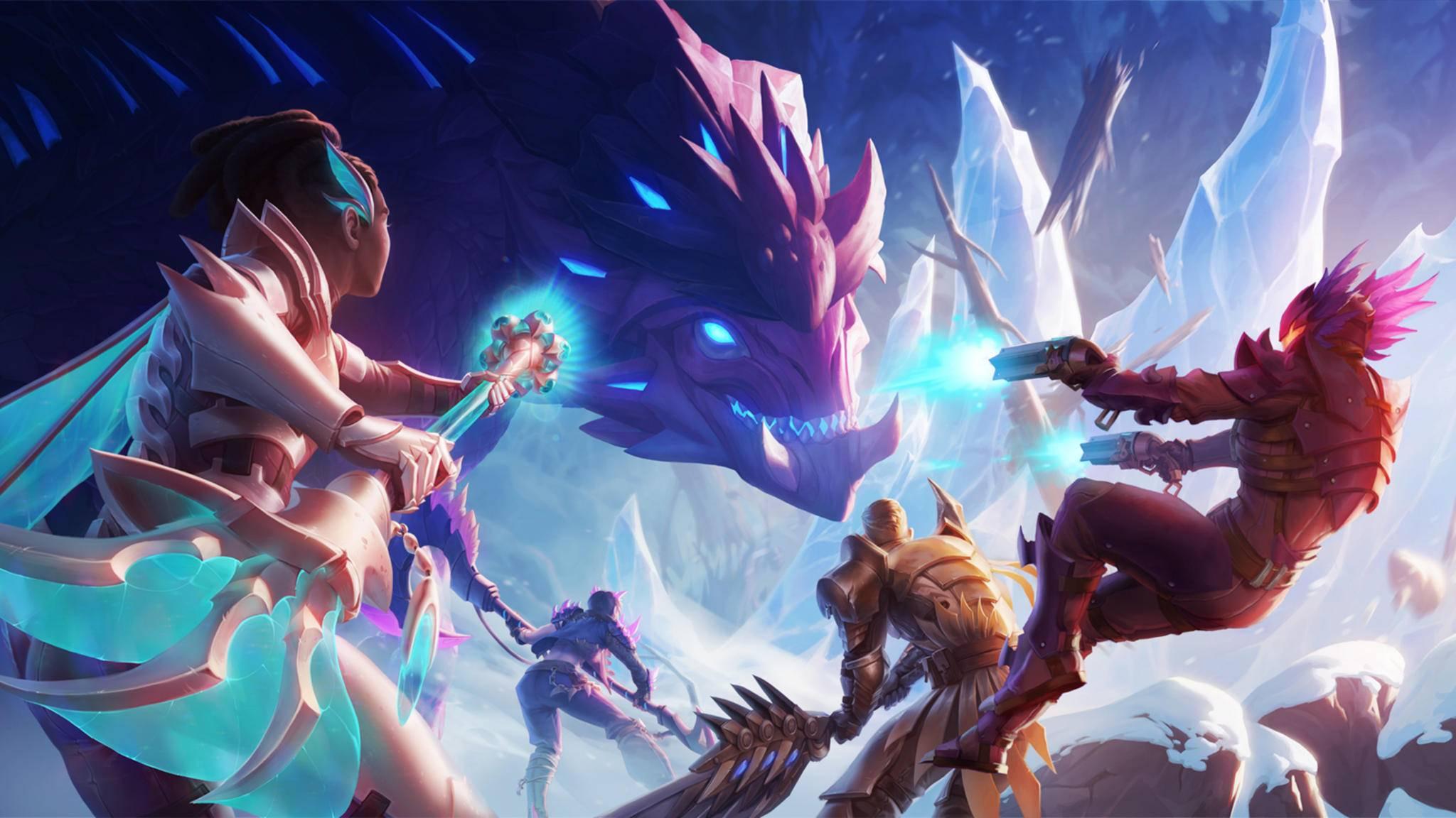 """Attacke! Mit diesen Monstern nimmst Du es in """"Dauntless"""" auf."""