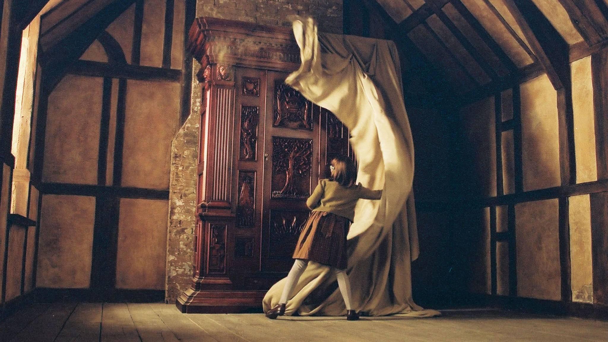 Das Portal zum Königreich Narnia verbirgt sich in einem Schrank.