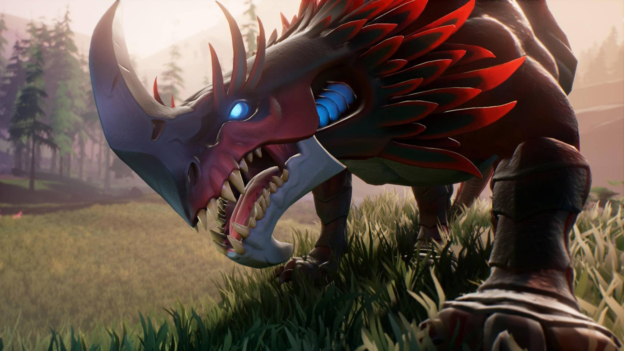 """Große Behemoths auf kleiner Konsole: """"Dauntless"""" gibt's jetzt auch auf der Switch."""