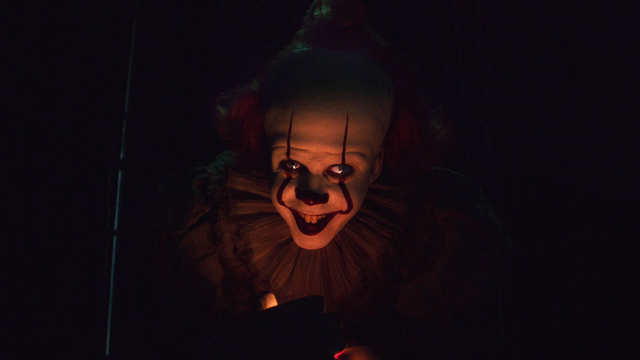 """""""Es 2"""" nur für Clowns: Ungefähr so könnte es im Kino aussehen."""