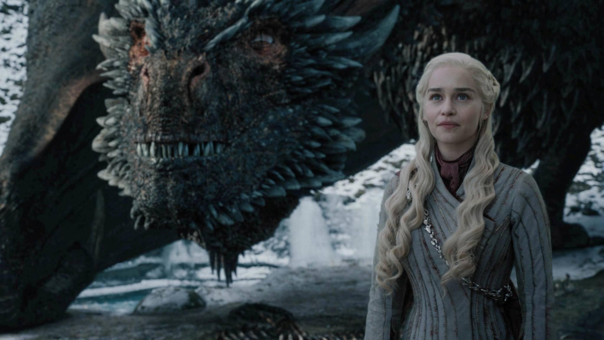 Wer noch einmal nach Westeros abtauchen möchte, kann dies ab Anfang Dezember tun: Dann gibt's die komplette Serie auf DVD und Blu-ray.