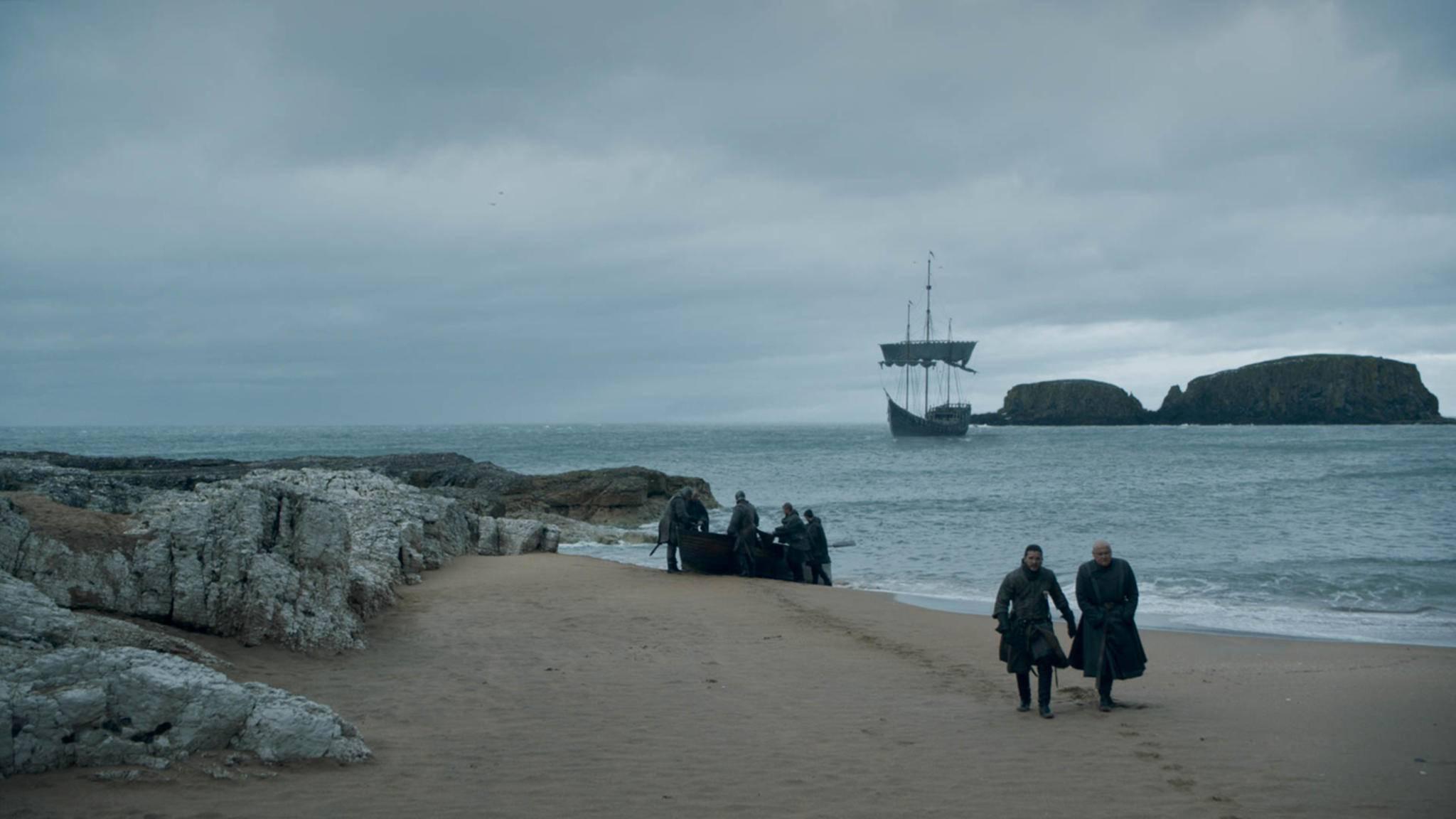 """Die """"GoT""""-Prequelserie spielt lange vor Jon Snow und seinen Mitstreitern."""