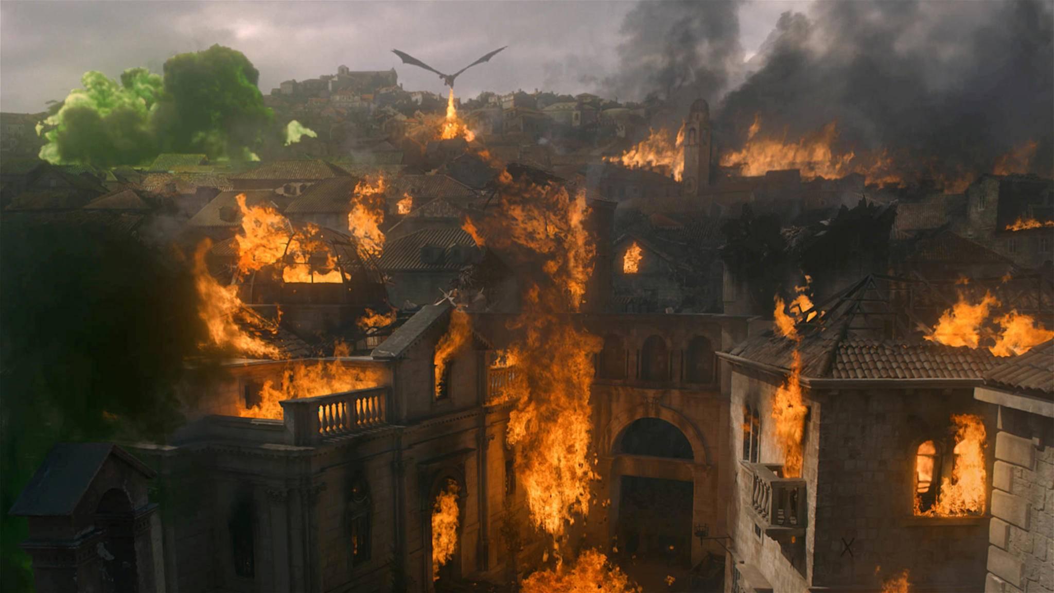 """Wie war das noch im """"Game of Thrones""""-Finale ...?"""
