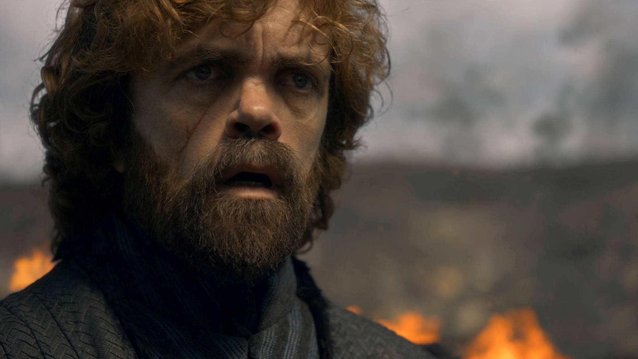 """Nicht nur Tyrion blickt ungläubig auf das """"Game of Thrones""""-Serienfinale."""
