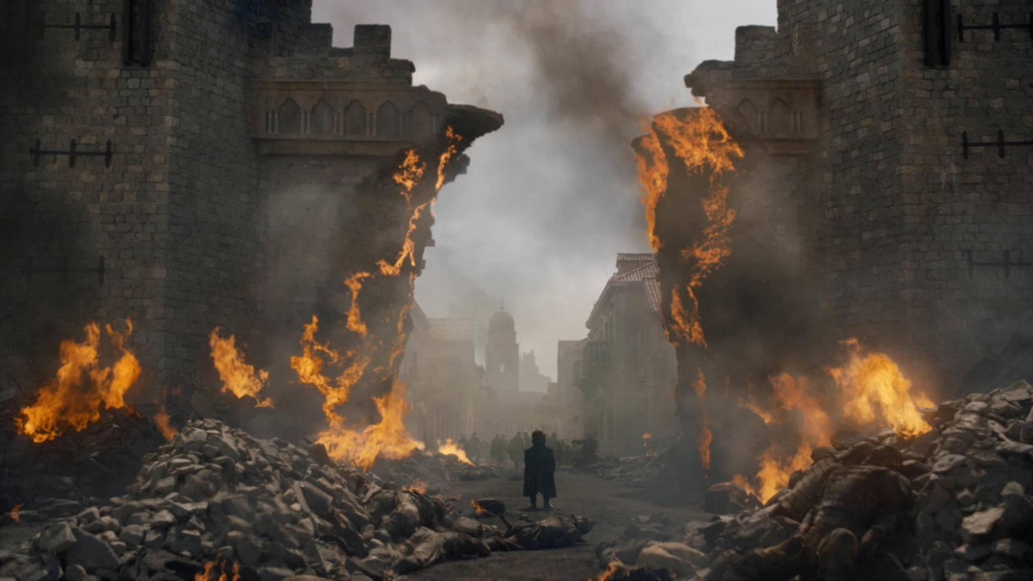"""Für viele """"Game of Thrones"""" ist Staffel 8 offenbar eine Katastrophe."""