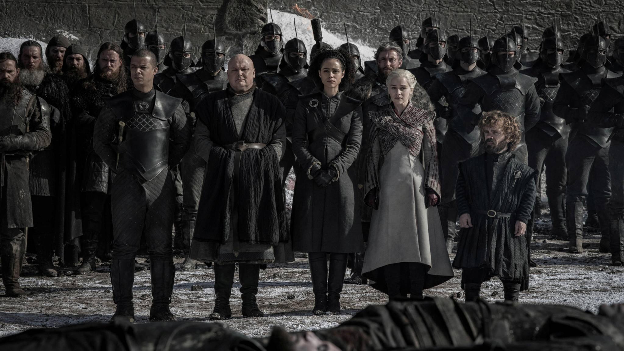 Daenerys muss sich in Staffel 8 von einem engen Freund trennen.