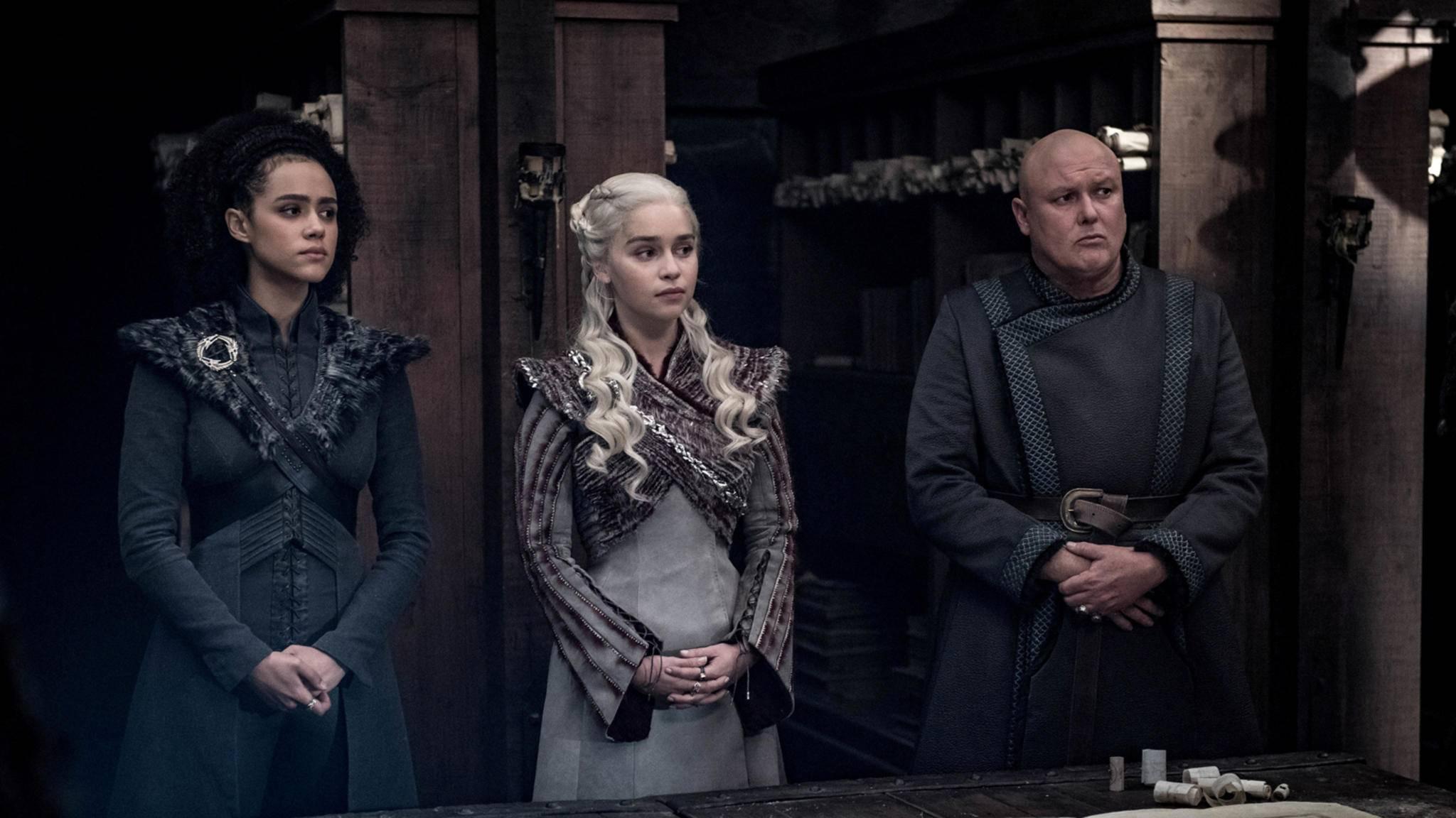 """Frohe Kunde: Es sind immer noch drei """"Game of Thrones""""-Ableger in Entwicklung."""