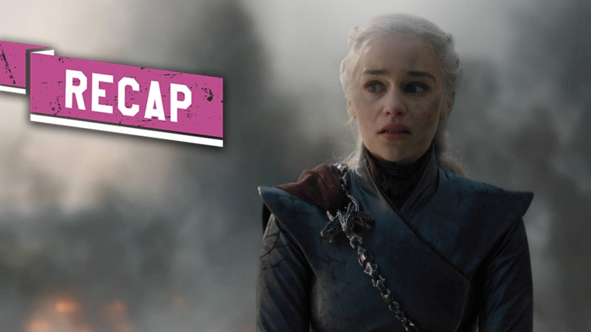 """Nicht der Nachtkönig, nicht Cersei, sondern Daenerys ist der finale Bösewicht in """"Game of Thrones"""". Muss man erst mal sacken lassen."""