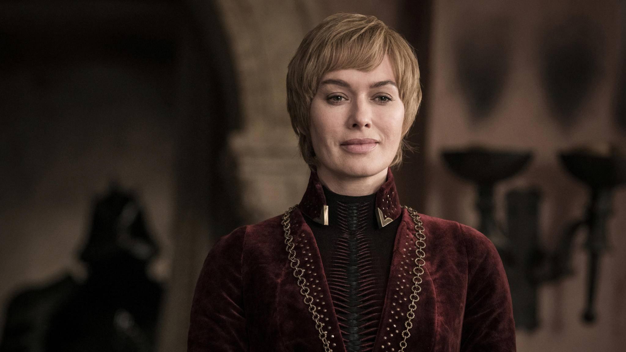 Cersei Lannisters Ende stellt Darstellerin Lena Headey nicht zufrieden.