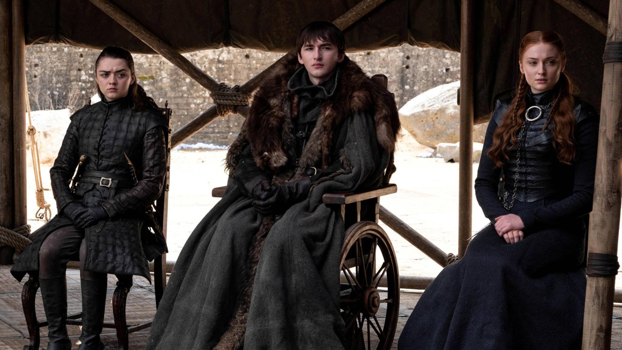 """Für eine dieser """"Game of Thrones""""-Figuren bleibt das Ende auch in den Romanen dasselbe – oder?"""