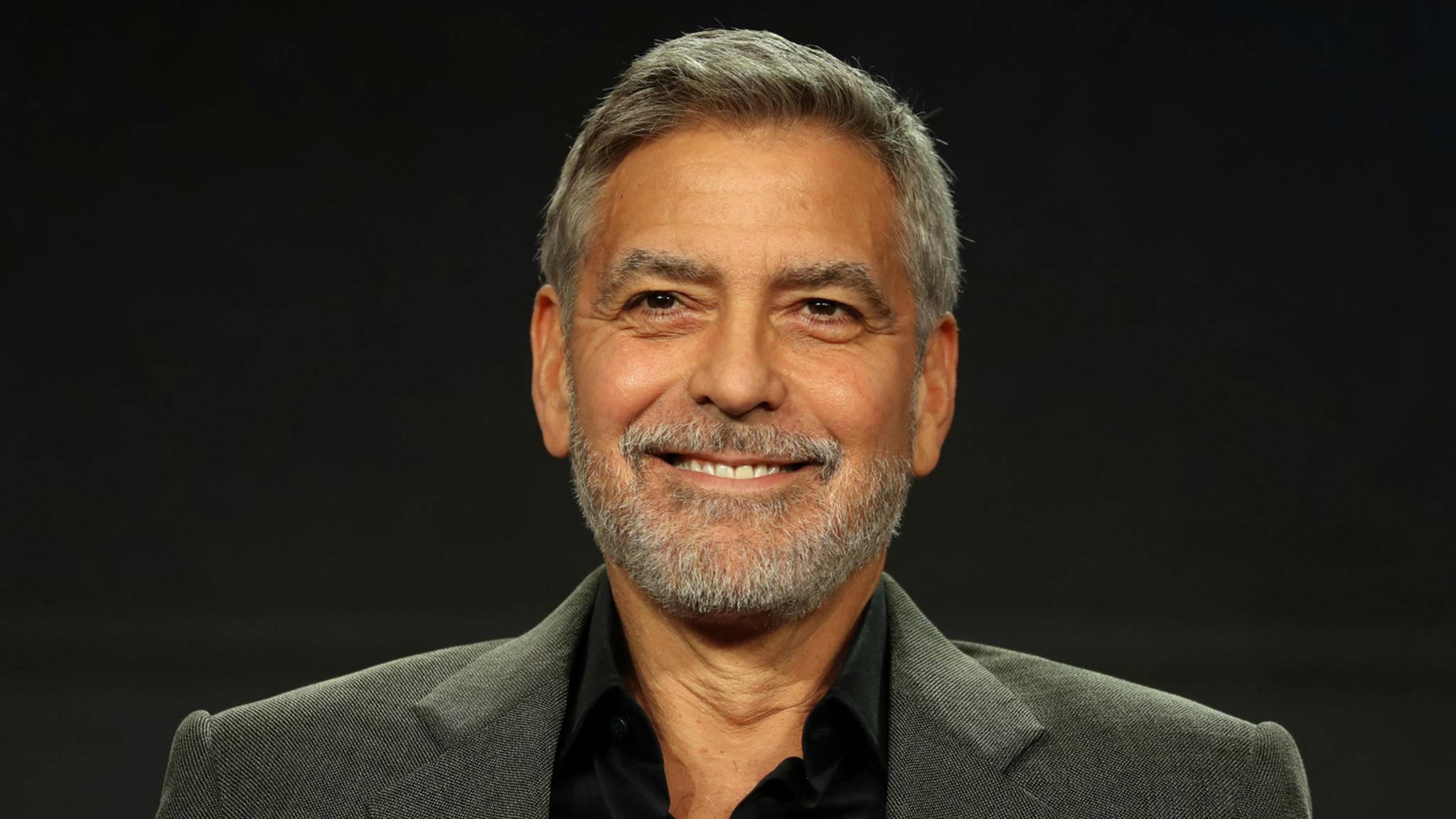 Schauspieler, Regisseur, Produzent, Drehbuchautor: George Clooney ist ein Alleskönner im Filmgeschäft.