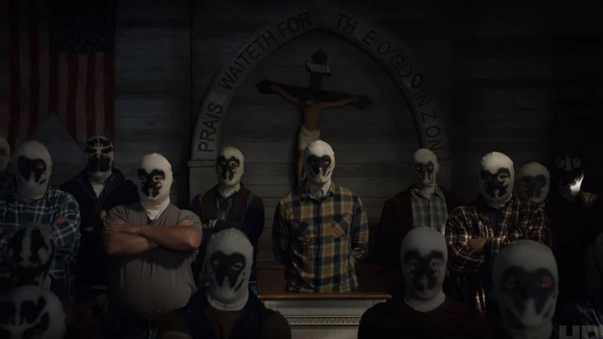 """HBO scheint mit seiner neuen """"Watchmen""""-Serie den richtigen Ton getroffen zu haben."""