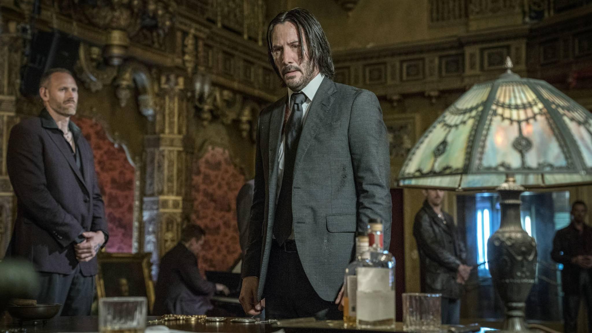 Auf Keanu Reeves wartet offiziell ein fünfter Auftrag als John Wick.