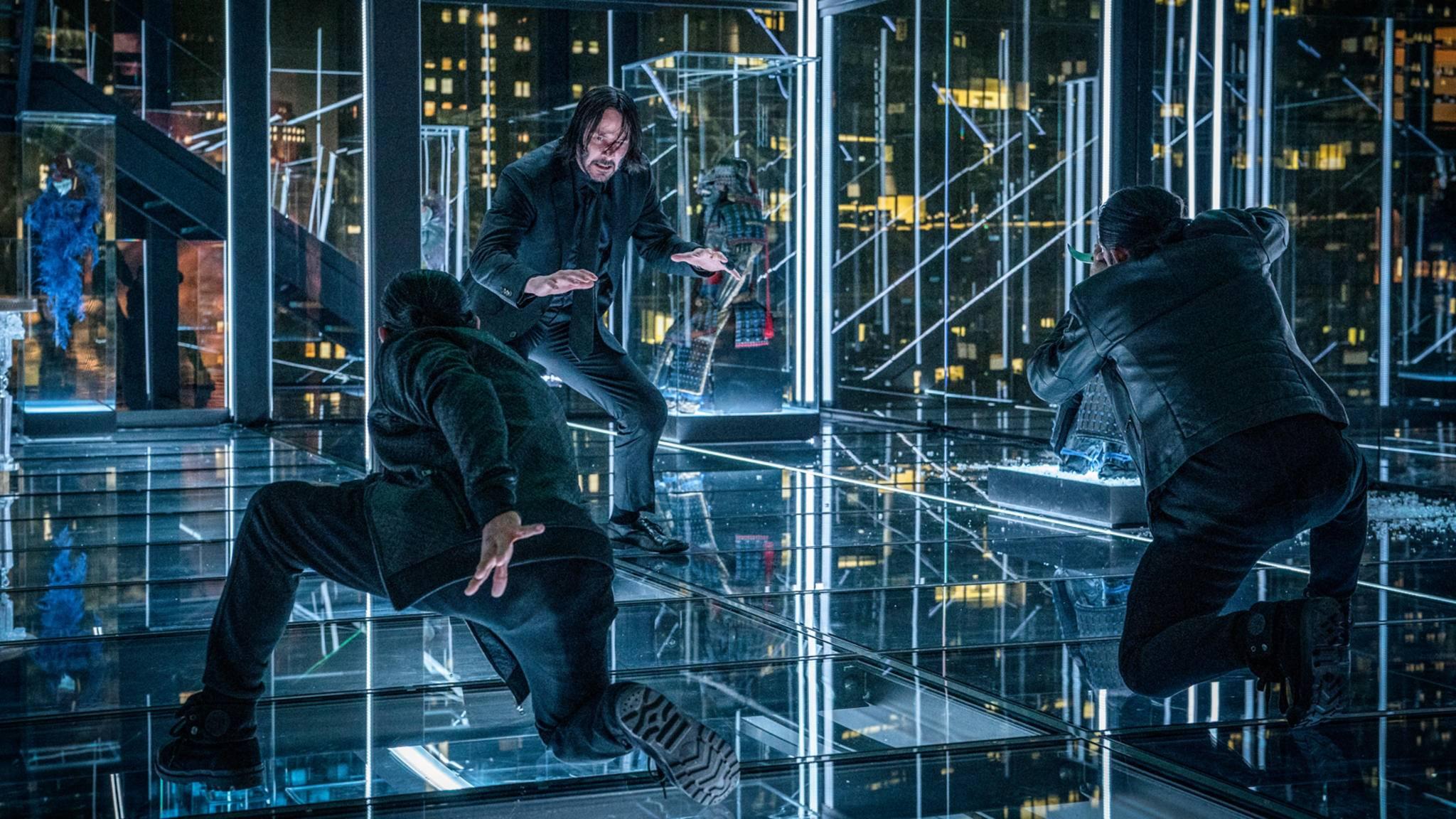 """""""John Wick: Kapitel 3"""" ist ein perfektes Action-Ballett des Todes – im Spin-off kommt sogar eine Killer-Ballerina zum Einsatz!"""
