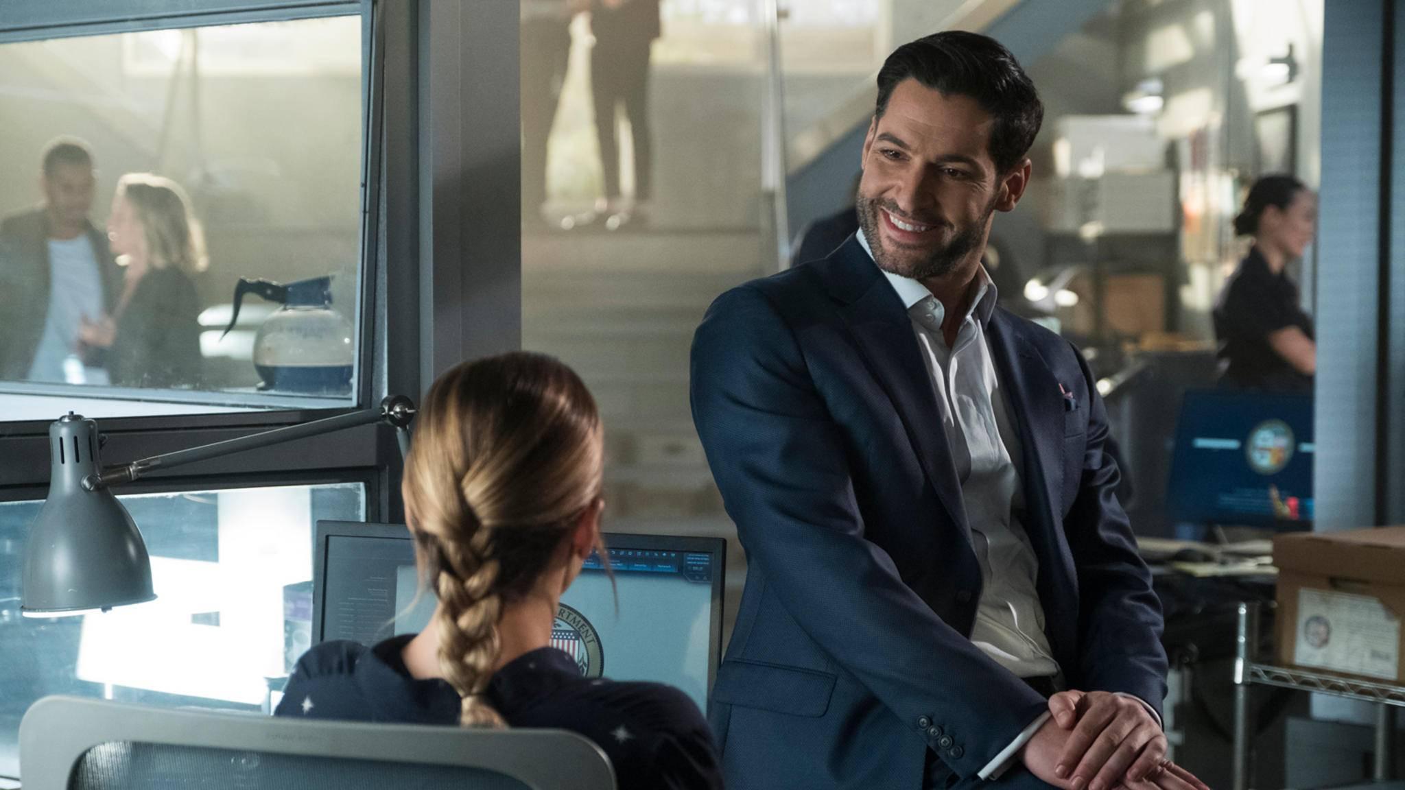 """In wenigen Tagen könnte es die frohe Kunde von Netflix geben, dass Staffel 5 von """"Lucifer"""" kommt."""