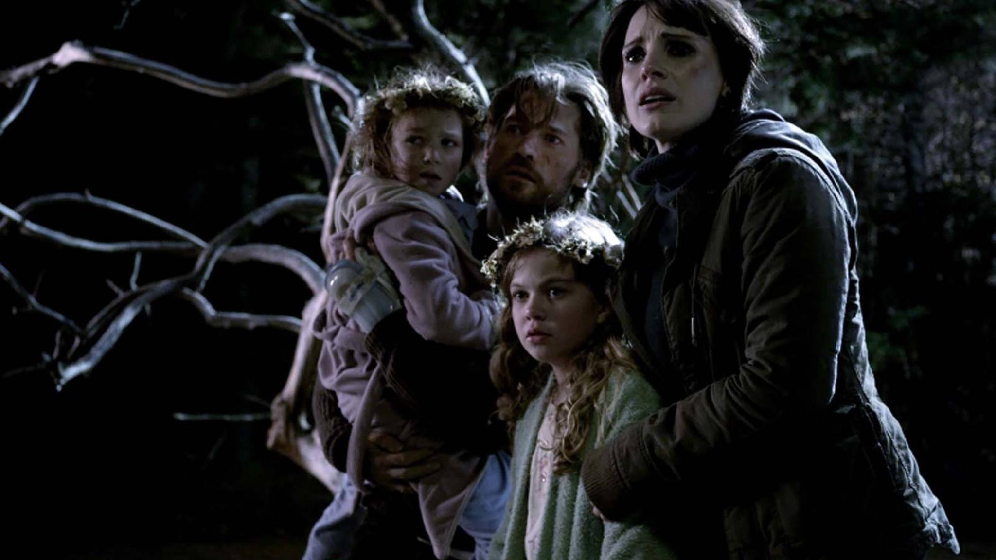 """Geisterfilme wie """"Mama"""" sind für schaurig-schöne Schreckmomente gut."""