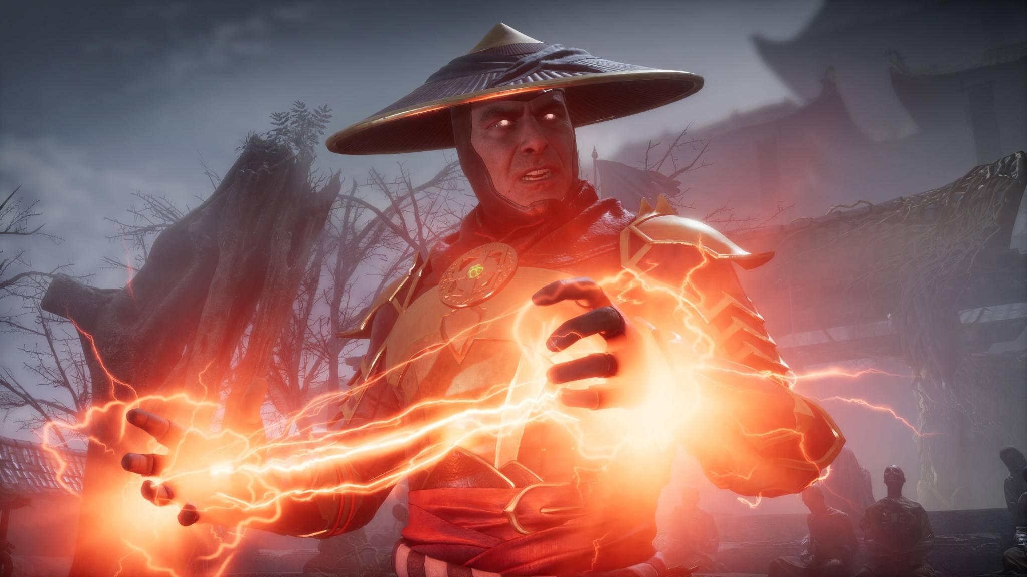"""Wer in """"Mortal Kombat 11"""" Skins und Gear freischalten will, kommt um das Sammeln von Zeitkristallen nicht herum."""