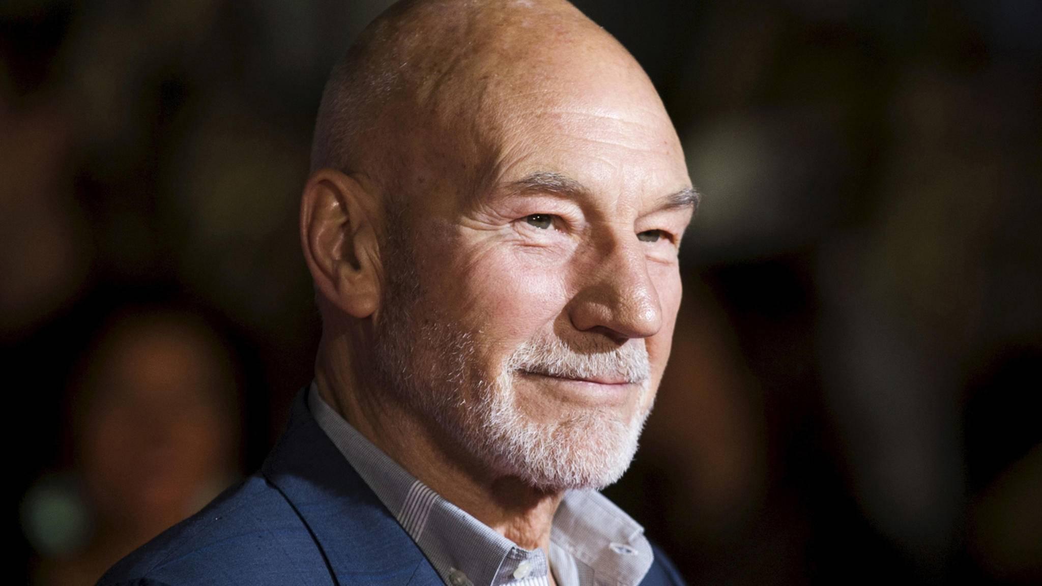 """Endlich kennen wir den Titel der neuen """"Star Trek""""-Serie rund um Jean-Luc Picard."""