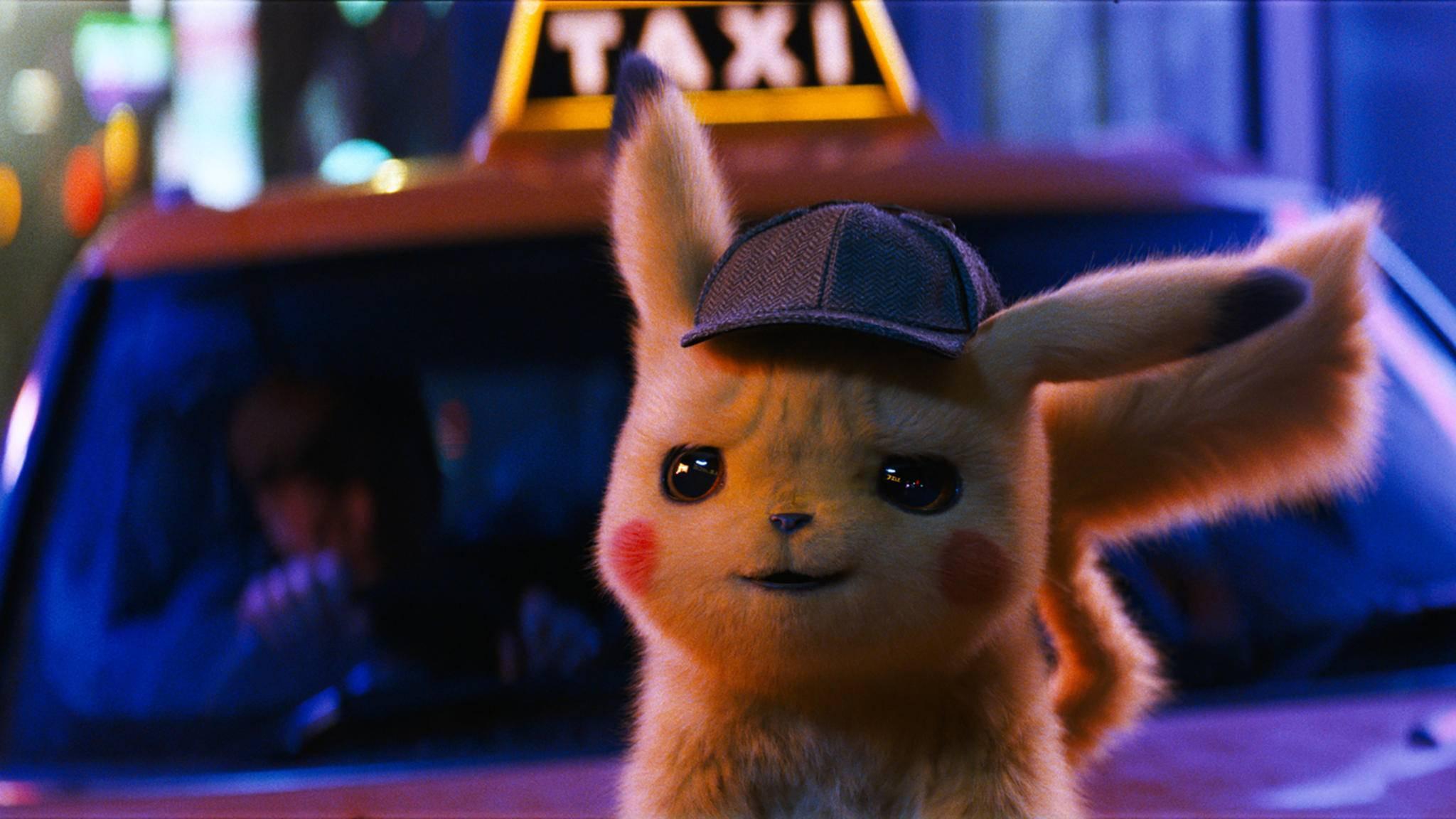 """Volltreffer! Die Pokémon in """"Meisterdetektiv Pikachu"""" können sich sehen lassen."""