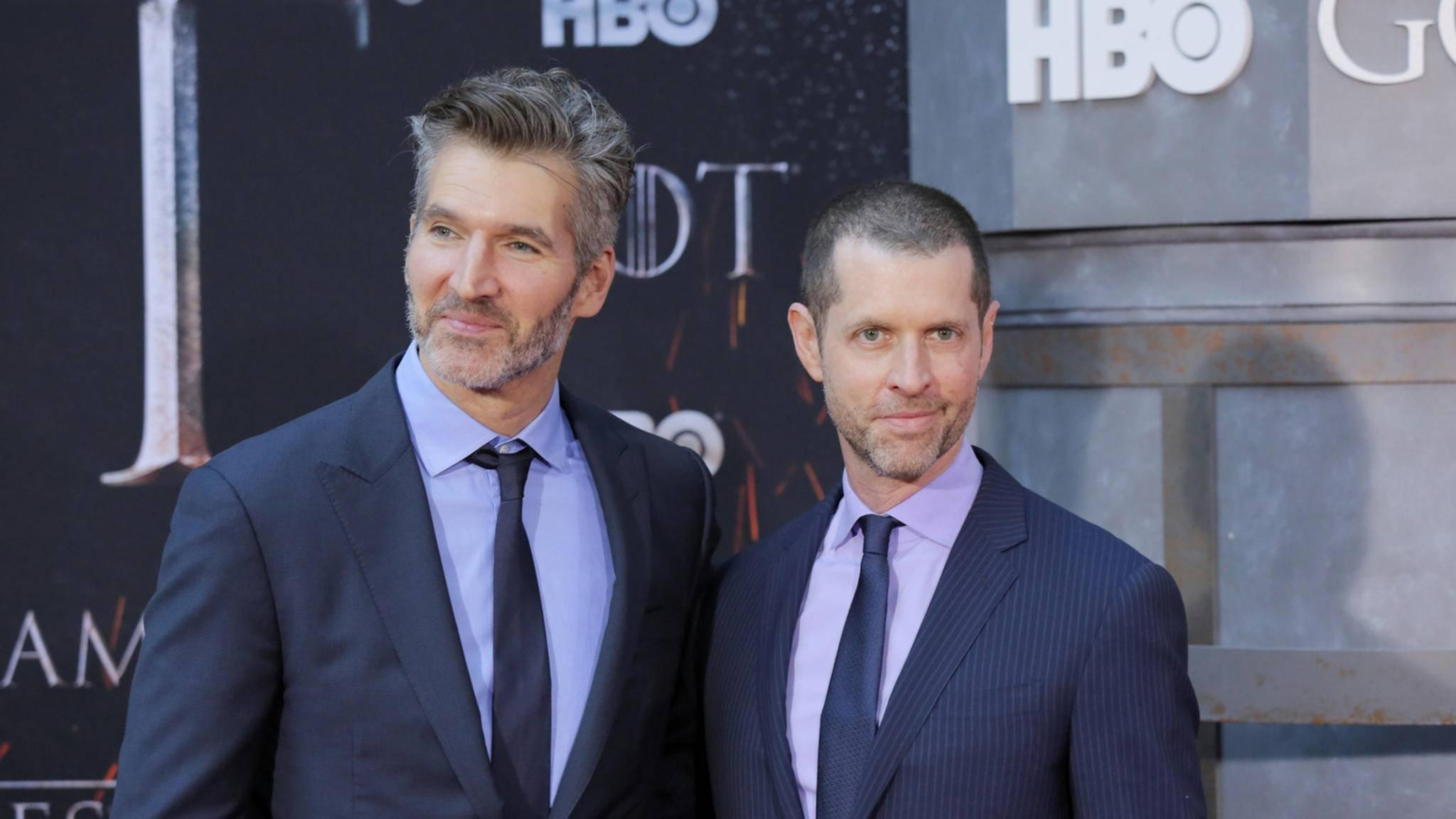 """HBO war gestern: Netflix hat die """"Game of Thrones""""-Schöpfer Benioff und Weiss an Land gezogen."""