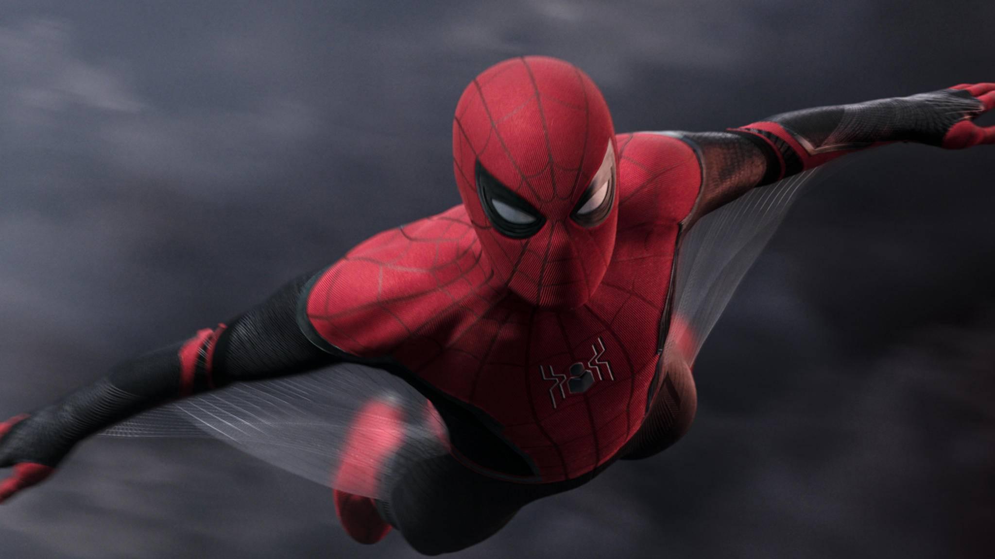 Spider-Man steuert einmal mehr die große Leinwand an.