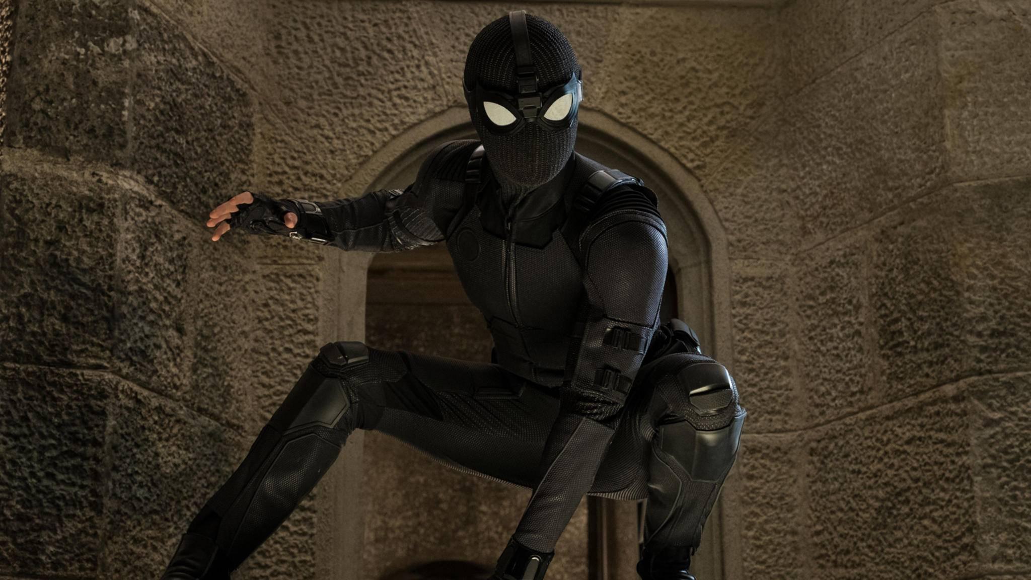 """Schwingt sich """"Spider-Man: Far From Home"""" direkt an die Spitze der Kinocharts?"""