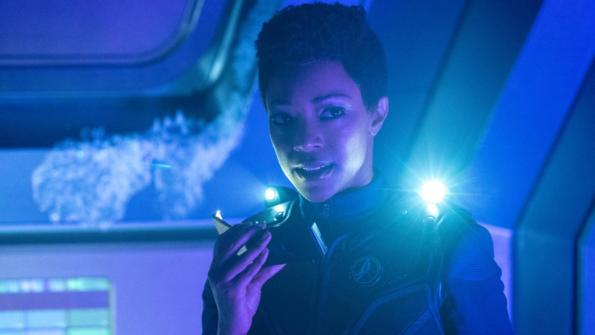 Star Trek Discovery Michael Burnham