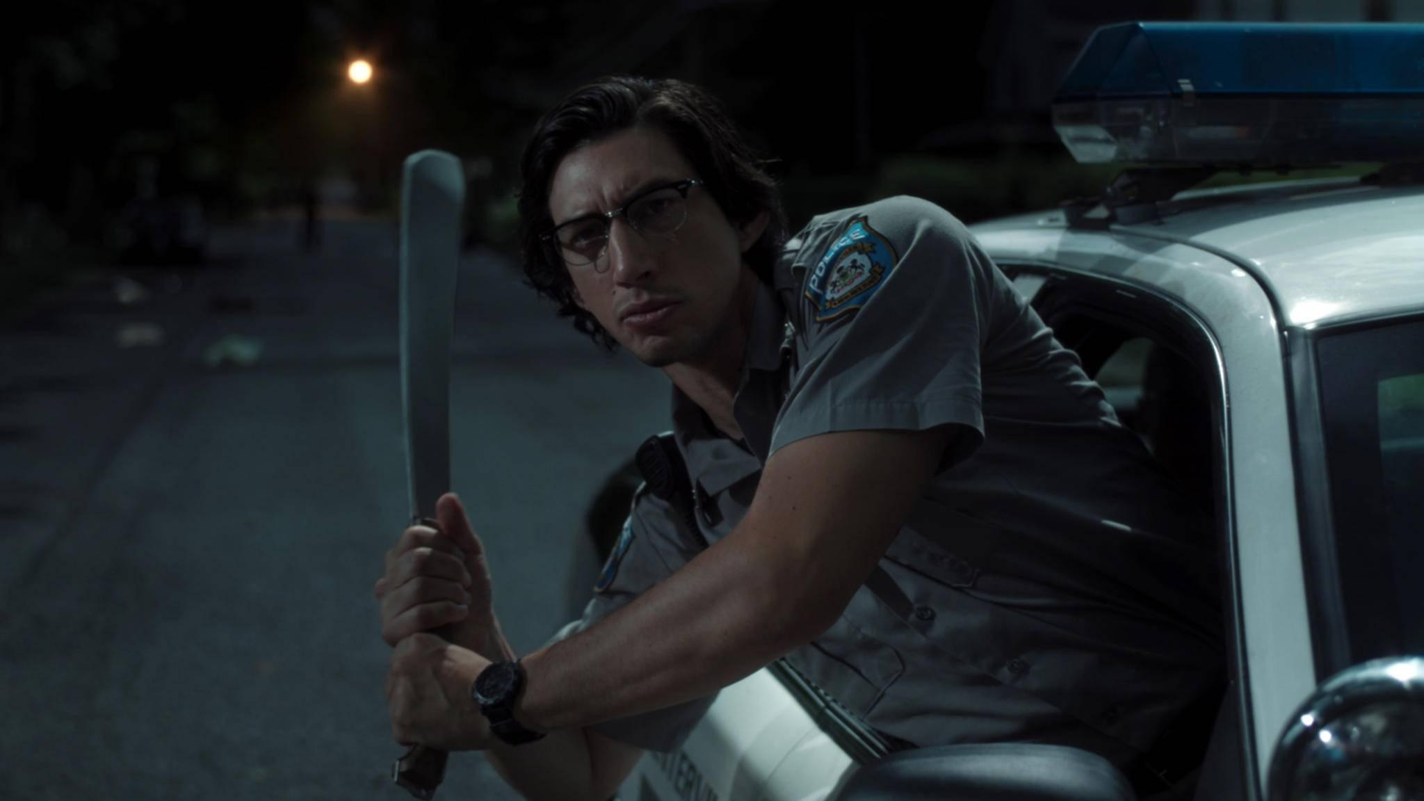 Egal, ob Zombiejäger, KKK-Anführer wider Willen oder Priester: Adam Driver spielt gerne die unterschiedlichsten Rollen.