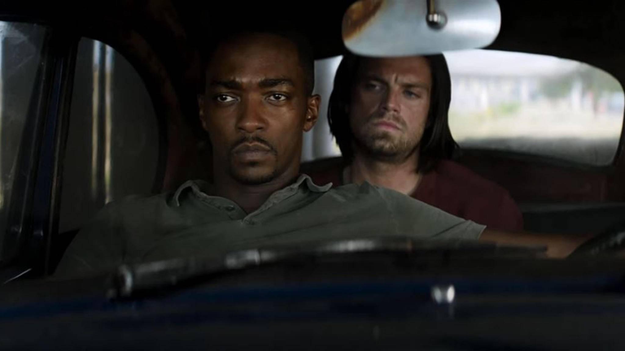 Der Seriendreh fühlt sich für Anthony Mackie an wie die Arbeit an einem Marvel-Blockbuster.