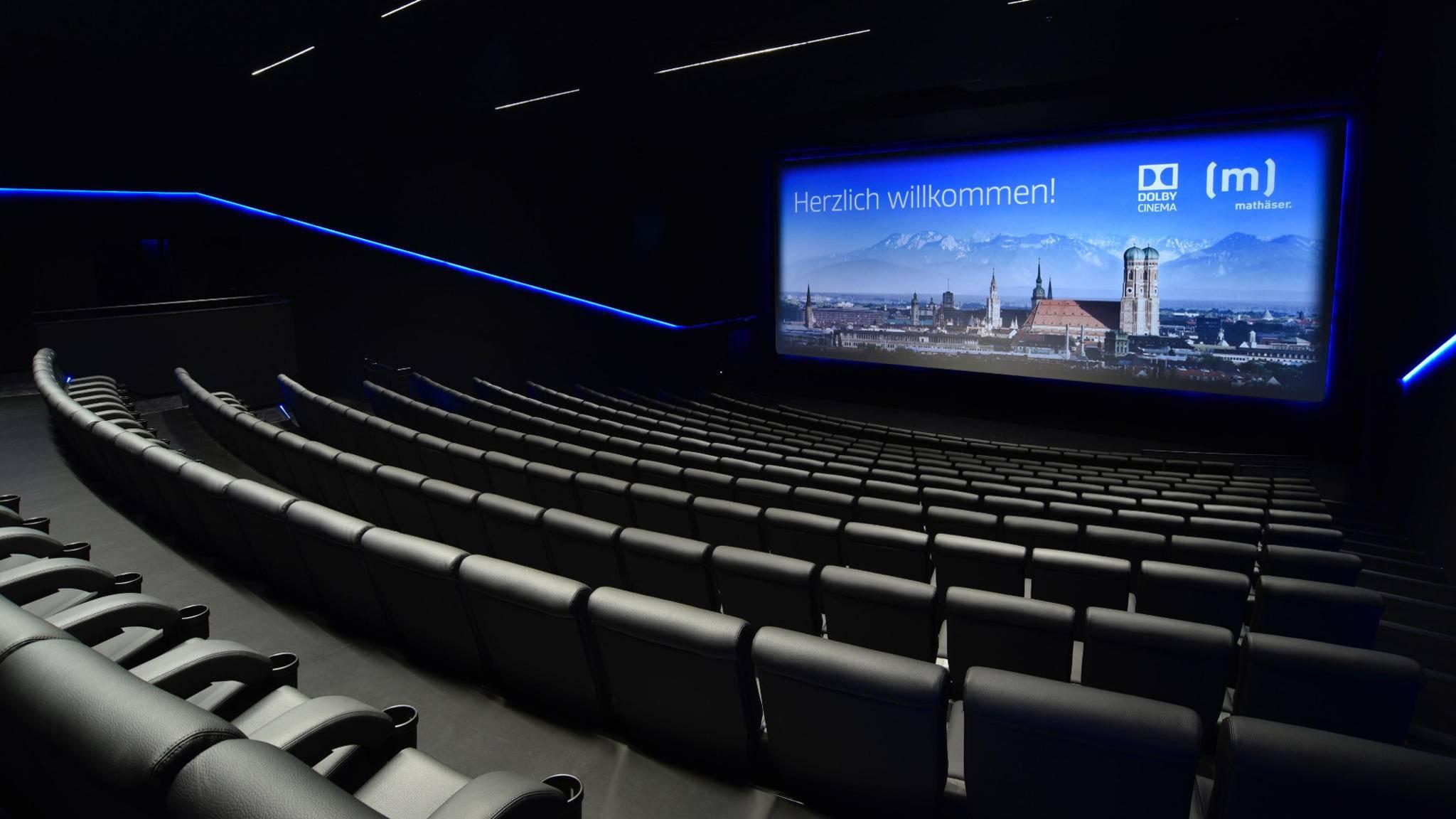 Dolby Cinema will ein noch besseres Kino-Erlebnis bieten.