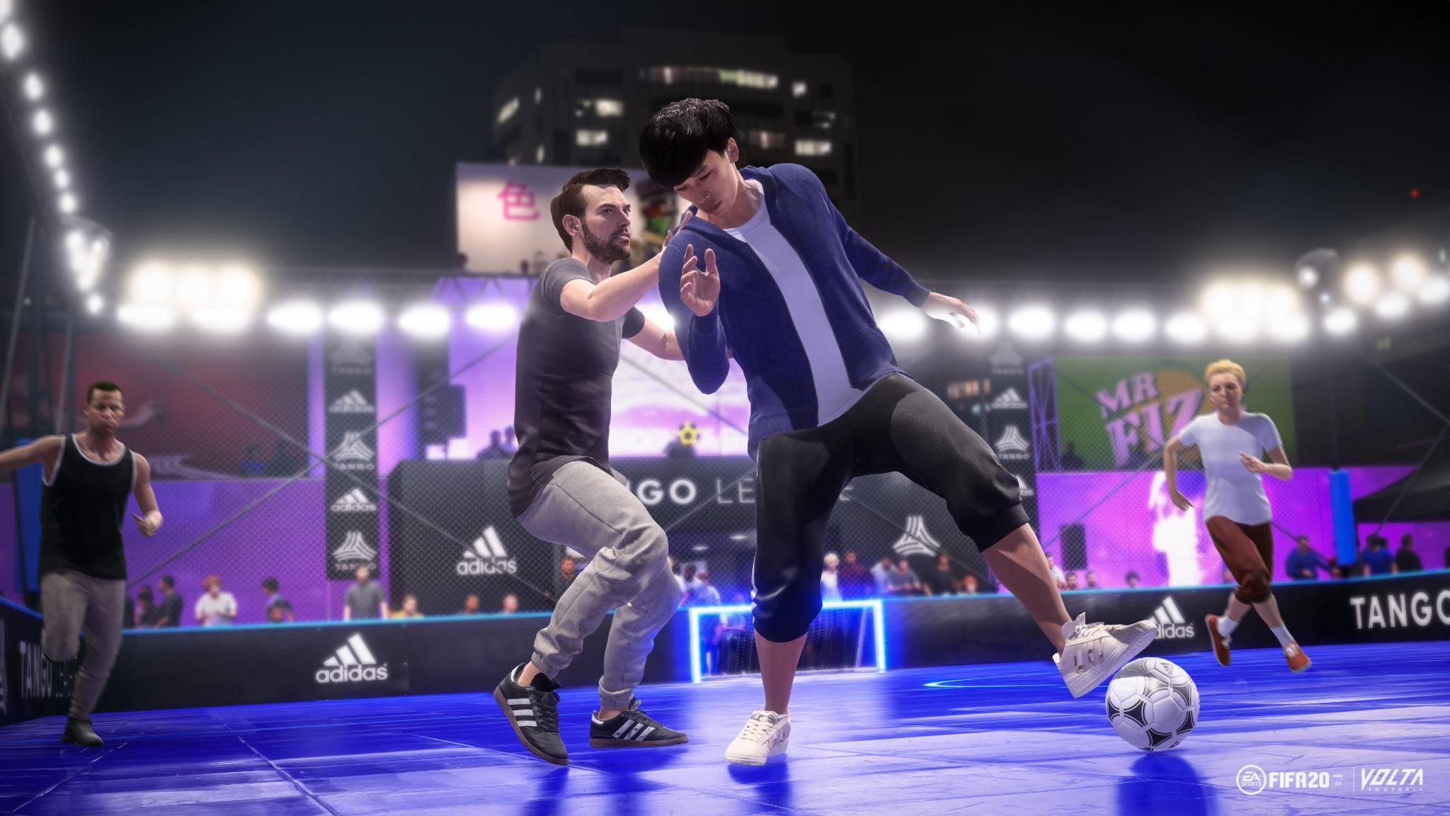 """""""FIFA""""-Fans freuen sich auch 2019 wieder auf einen neuen Teil der Fußball-Sim-Serie."""