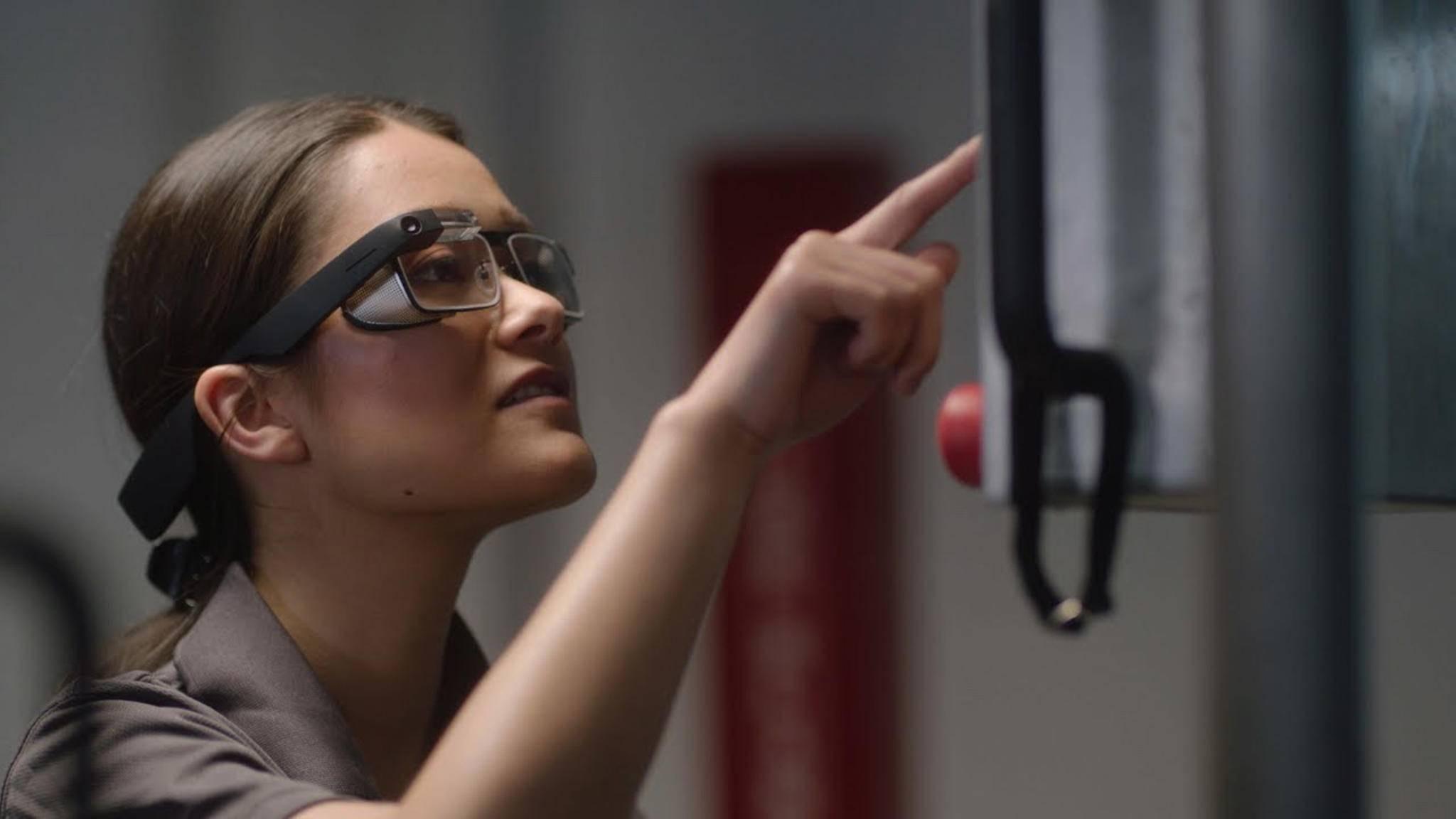 Unternehmen können die Google Glass Enterprise Edition 2 für knapp 1.000 US-Dollar kaufen.