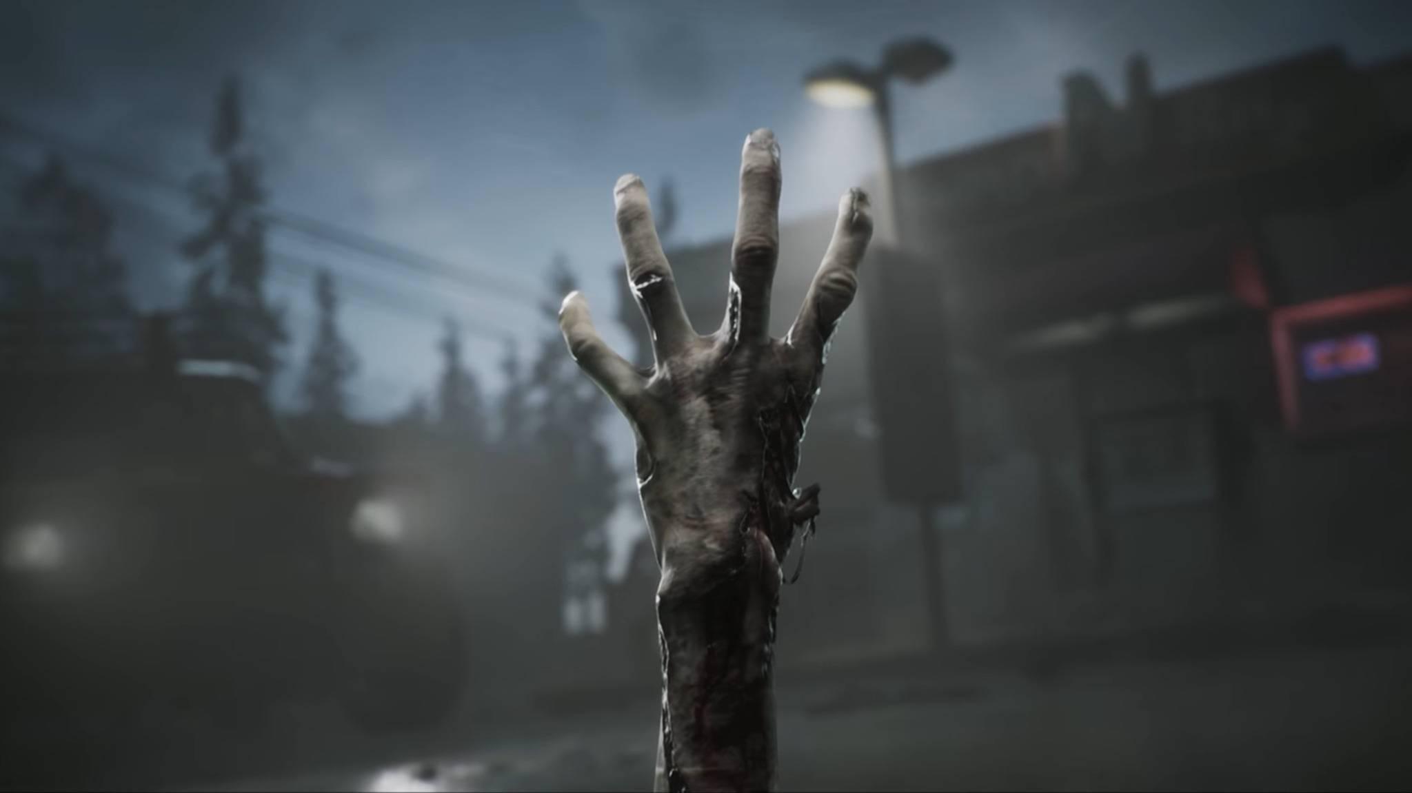 """Dieses Artwork einer verfaulten Hand lässt die Herzen von """"Left 4 Dead""""-Fans höher schlagen."""