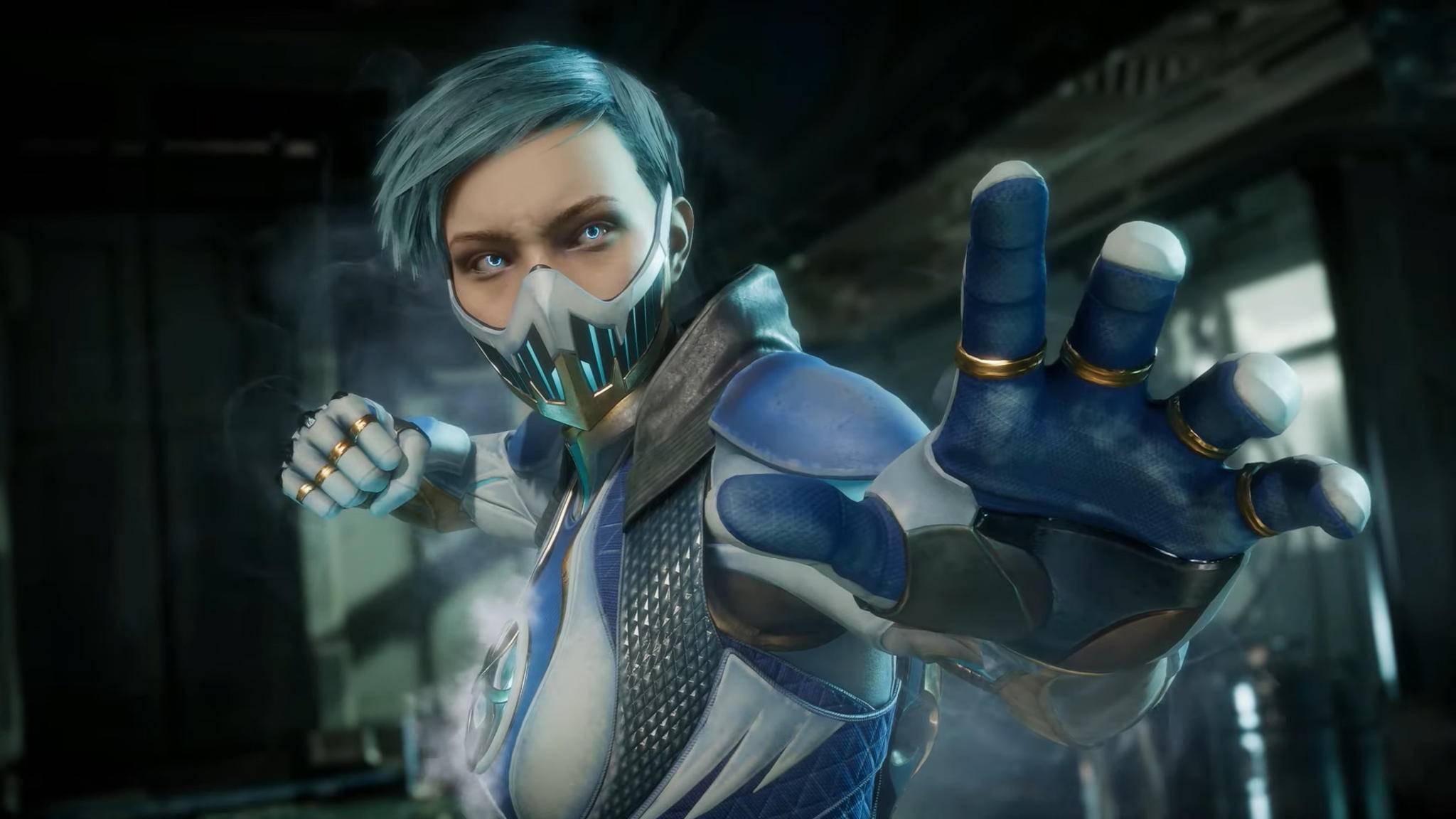 Frost kühlt ihre Gegner tief – wenn Du sie freigespielt hast.
